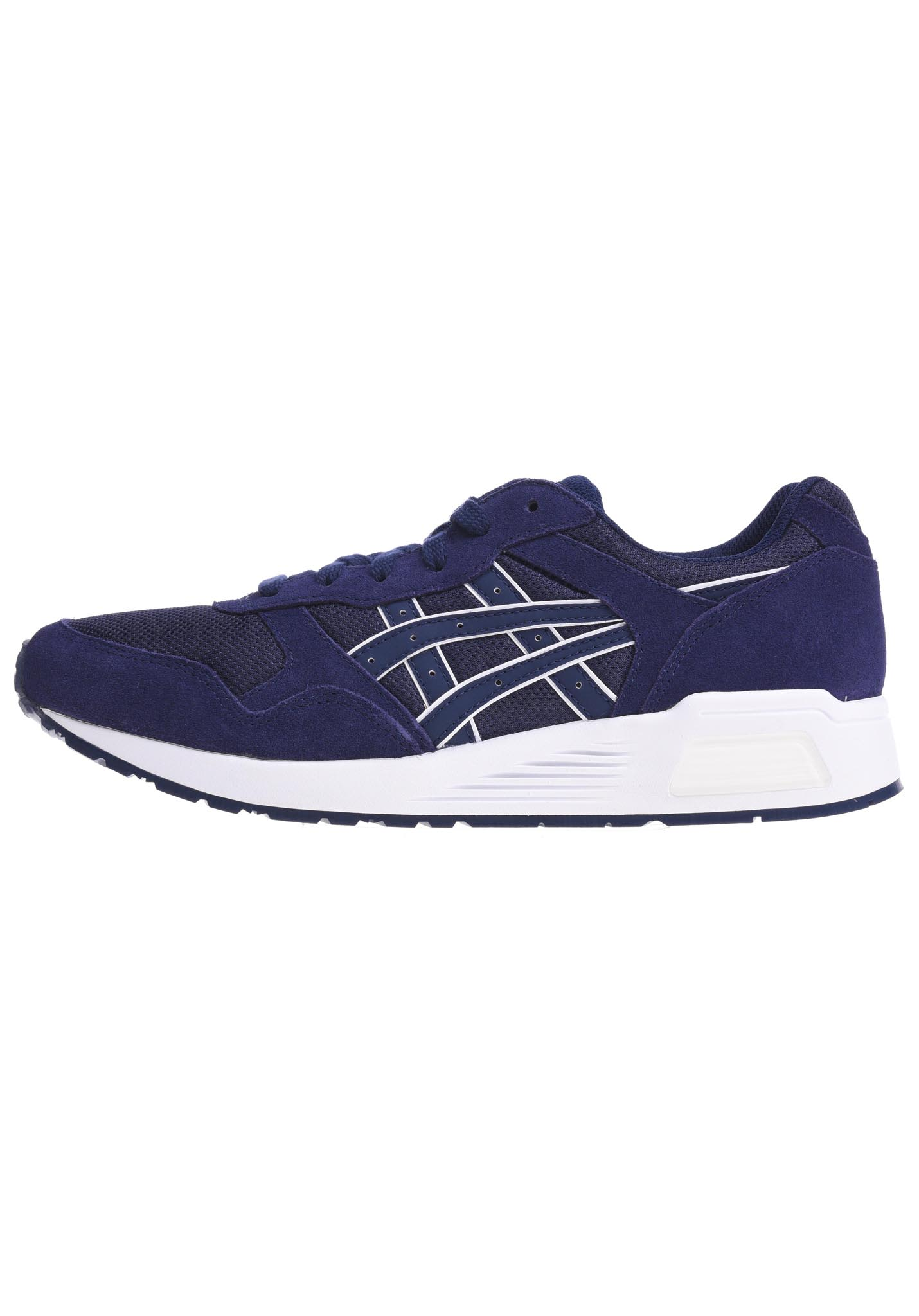 a8609b790bf Asics Tiger Lyte-Trainer - Sneakers for Men - Blue - Planet Sports