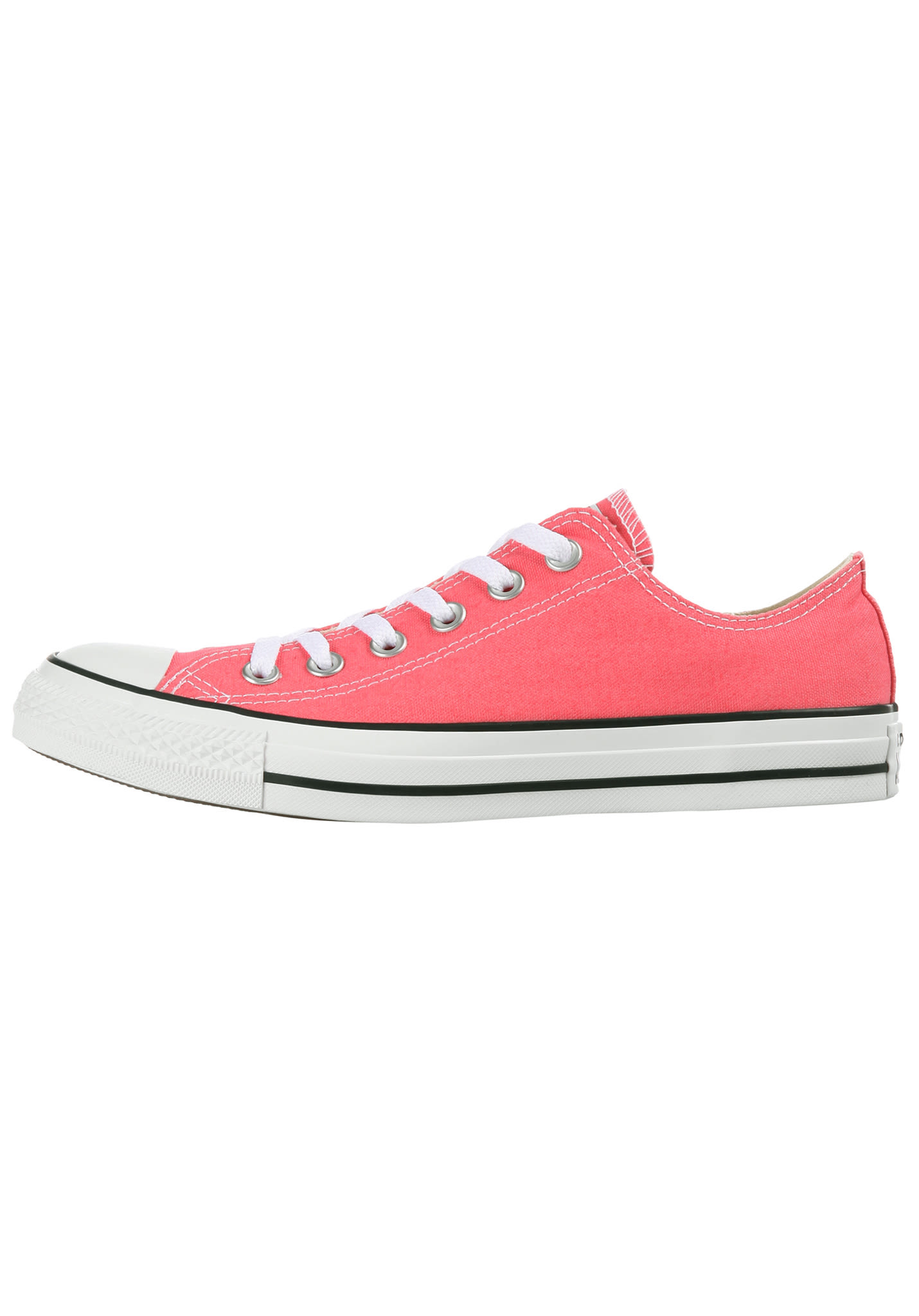 18f0664a7e8 Converse Chuck Taylor All Star Low Punch - Sneakers for Women - Pink -  Planet Sports