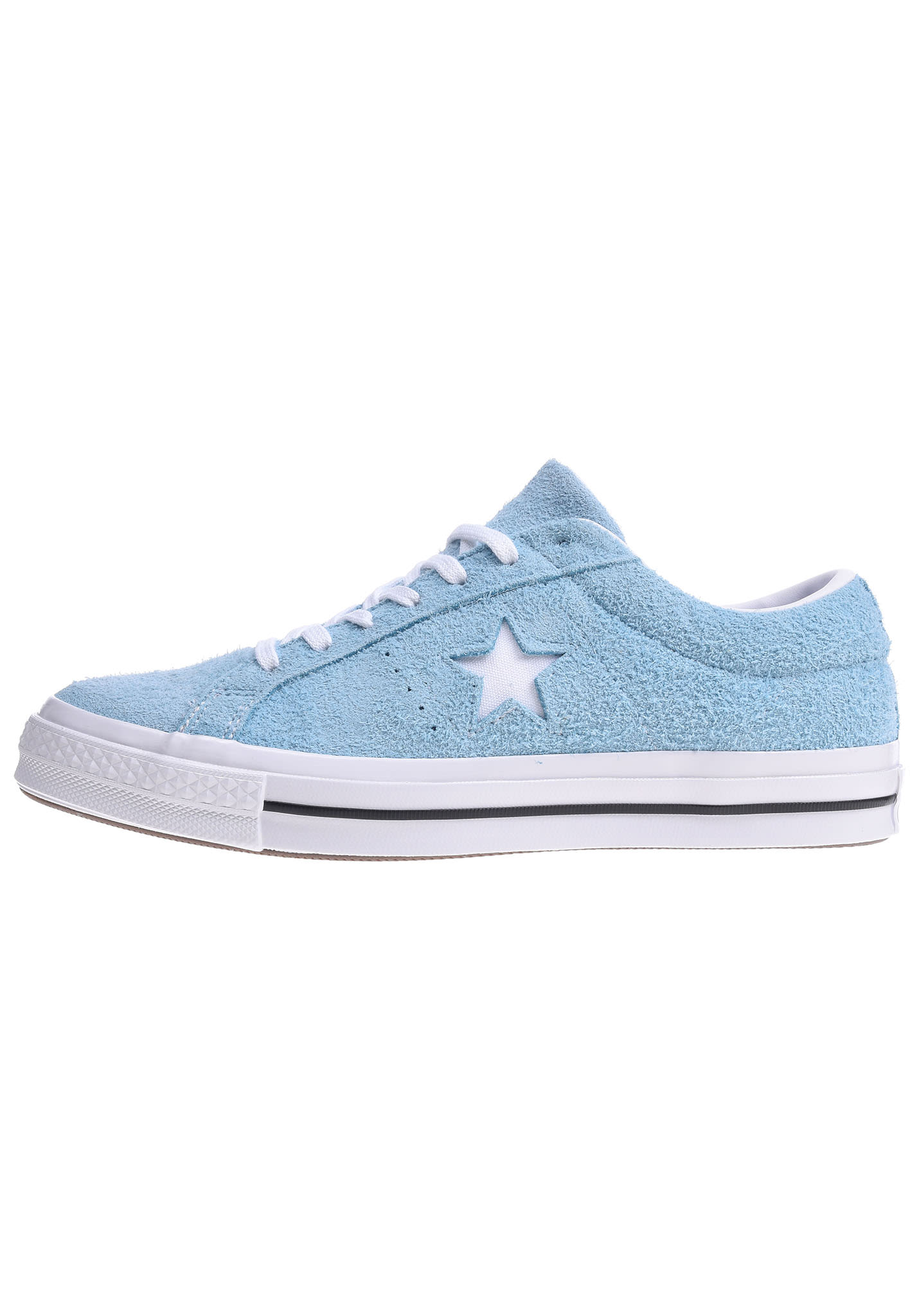 8251dfa470a4 Converse One Star Ox Shoreline - Sneakers for Men - Blue - Planet Sports