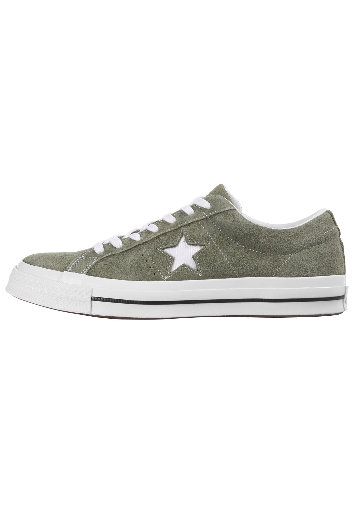 Converse One Star Ox Field - Sneakers for Men - Green - Planet Sports ef4f69ded