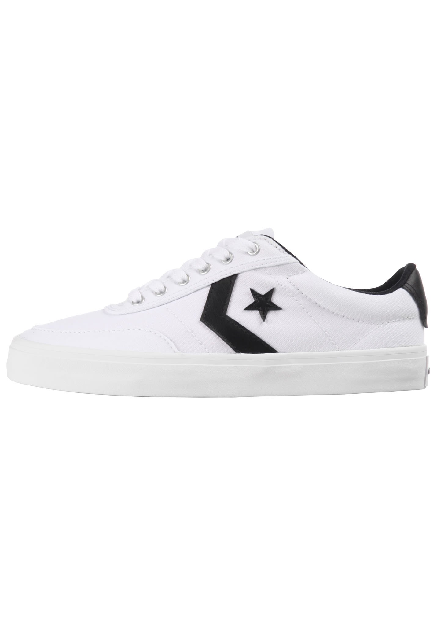2ceb0ac90fc4 Converse Courtland OX - Sneakers for Men - White - Planet Sports