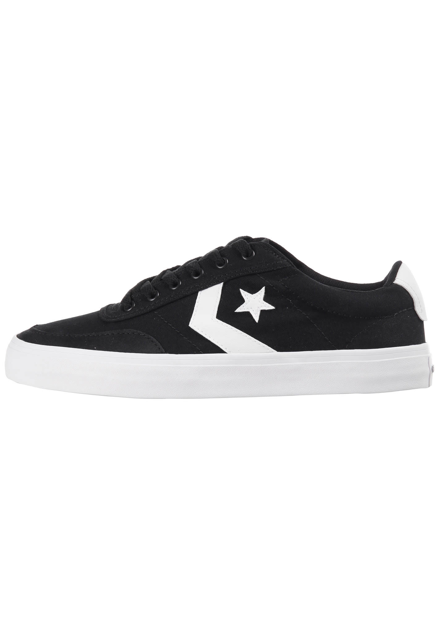 243291341991 Converse Courtland OX - Sneakers for Men - Black - Planet Sports