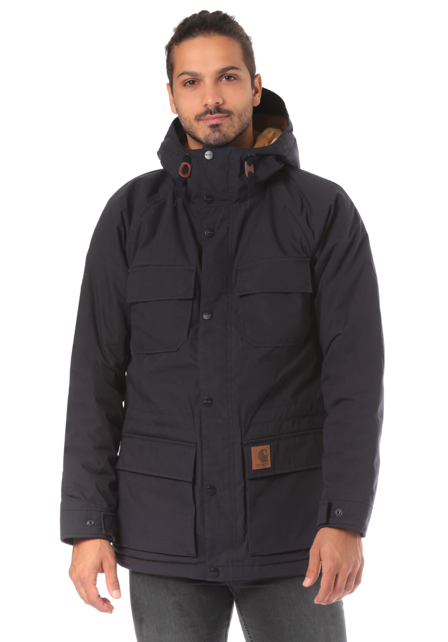 a717572a4 carhartt WIP Mentley - Jacket for Men - Blue