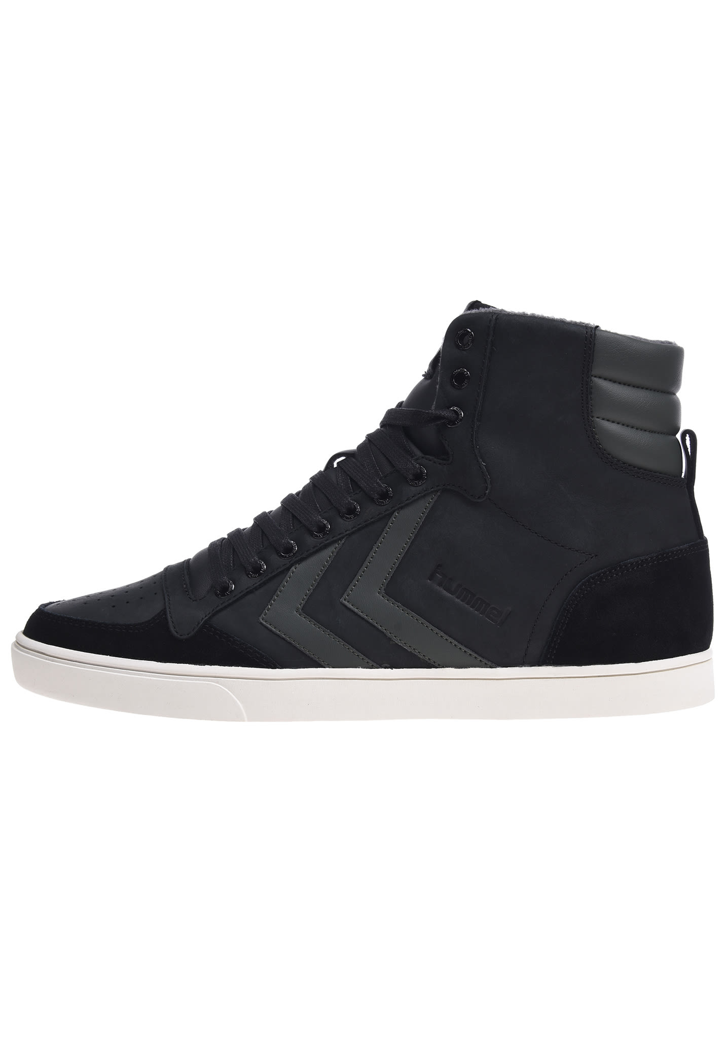 2ccb3098969 hummel Slimmer Stadil Duo Oiled High - Sneakers for Men - Black - Planet  Sports