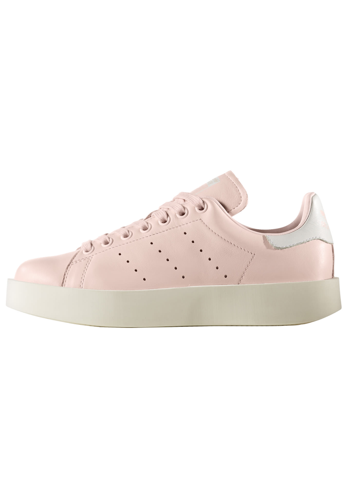 328d03e28d0 ADIDAS ORIGINALS Stan Smith Bold - Sneakers for Women - Pink - Planet Sports