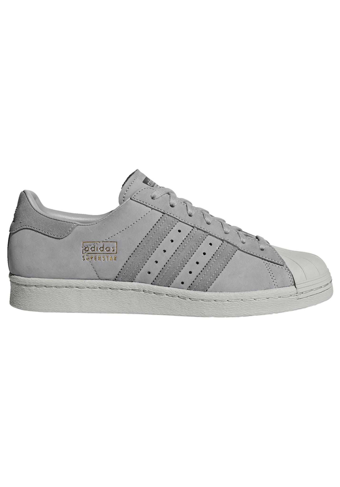 new arrival a8bf3 48050 ADIDAS ORIGINALS Superstar 80S - Sneakers - Grey