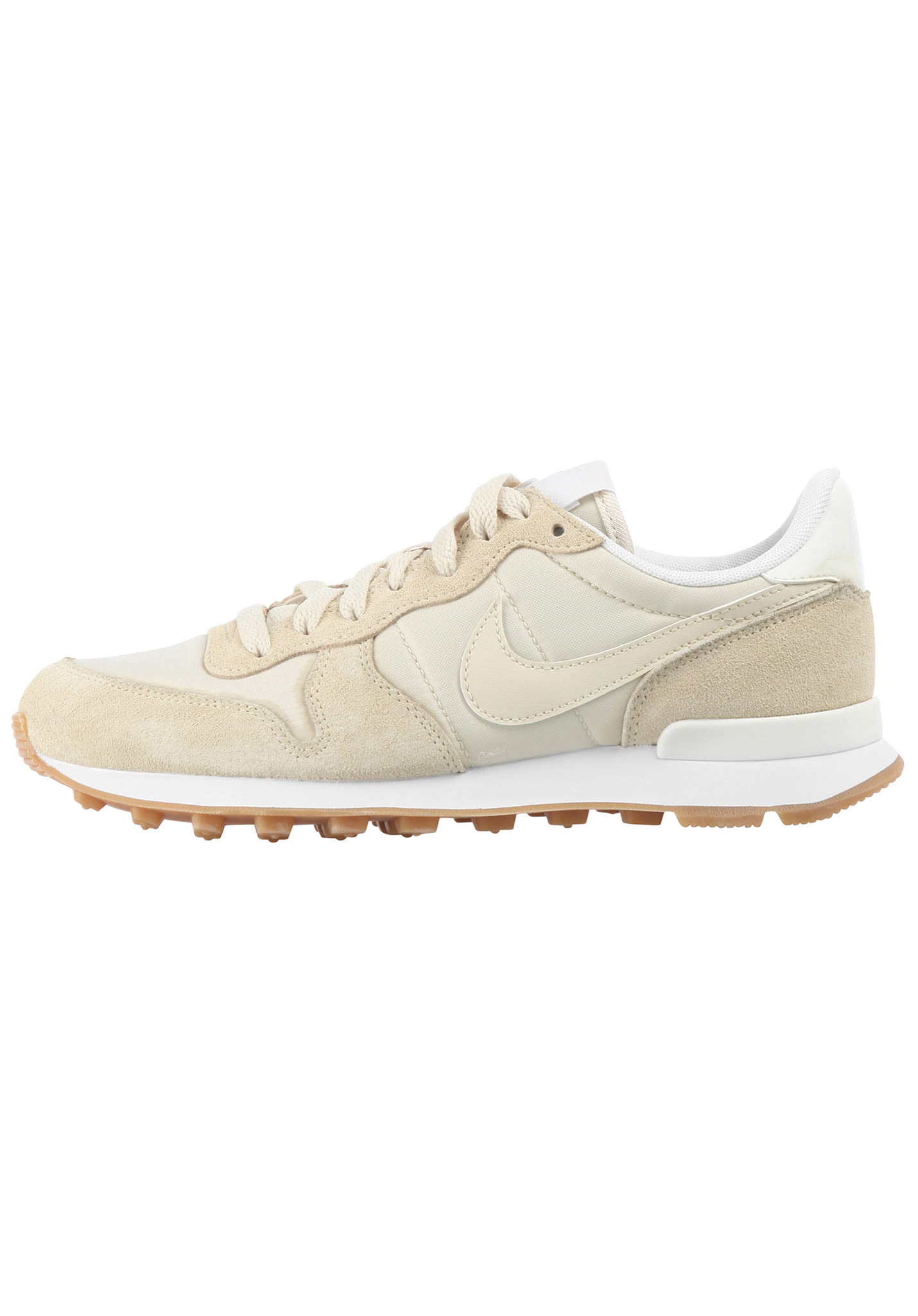 nike internationalist femme beige et or