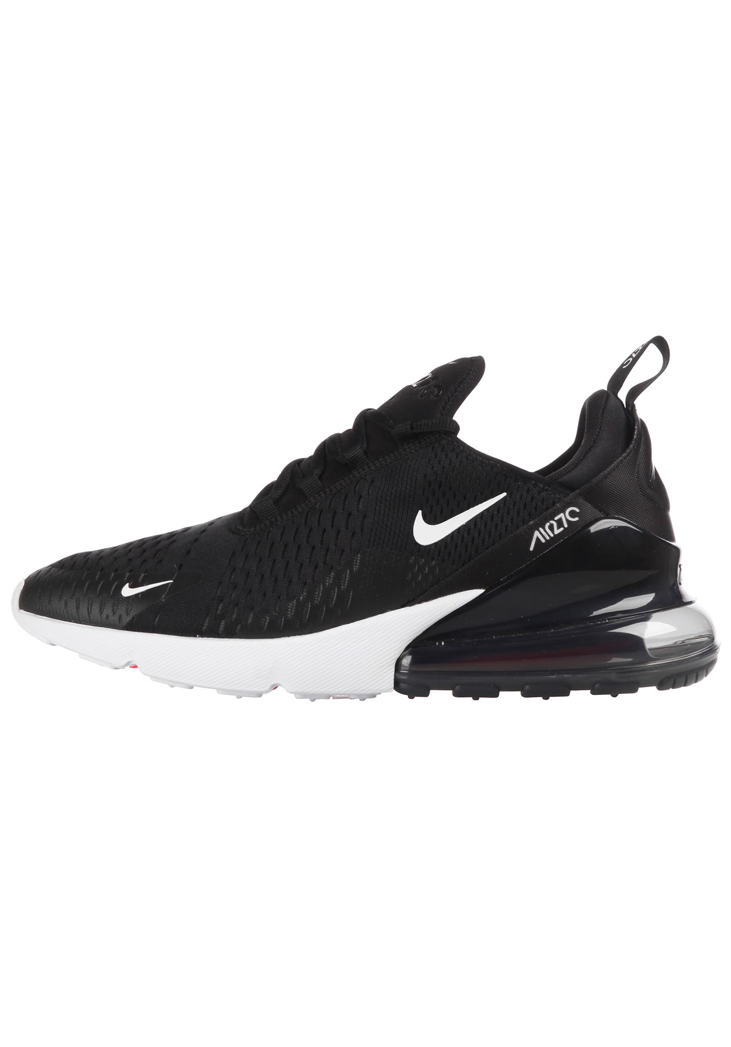 new concept 966b1 37ae7 NIKE SPORTSWEAR Air Max 270 - Sneakers for Men - Black - Planet Sports