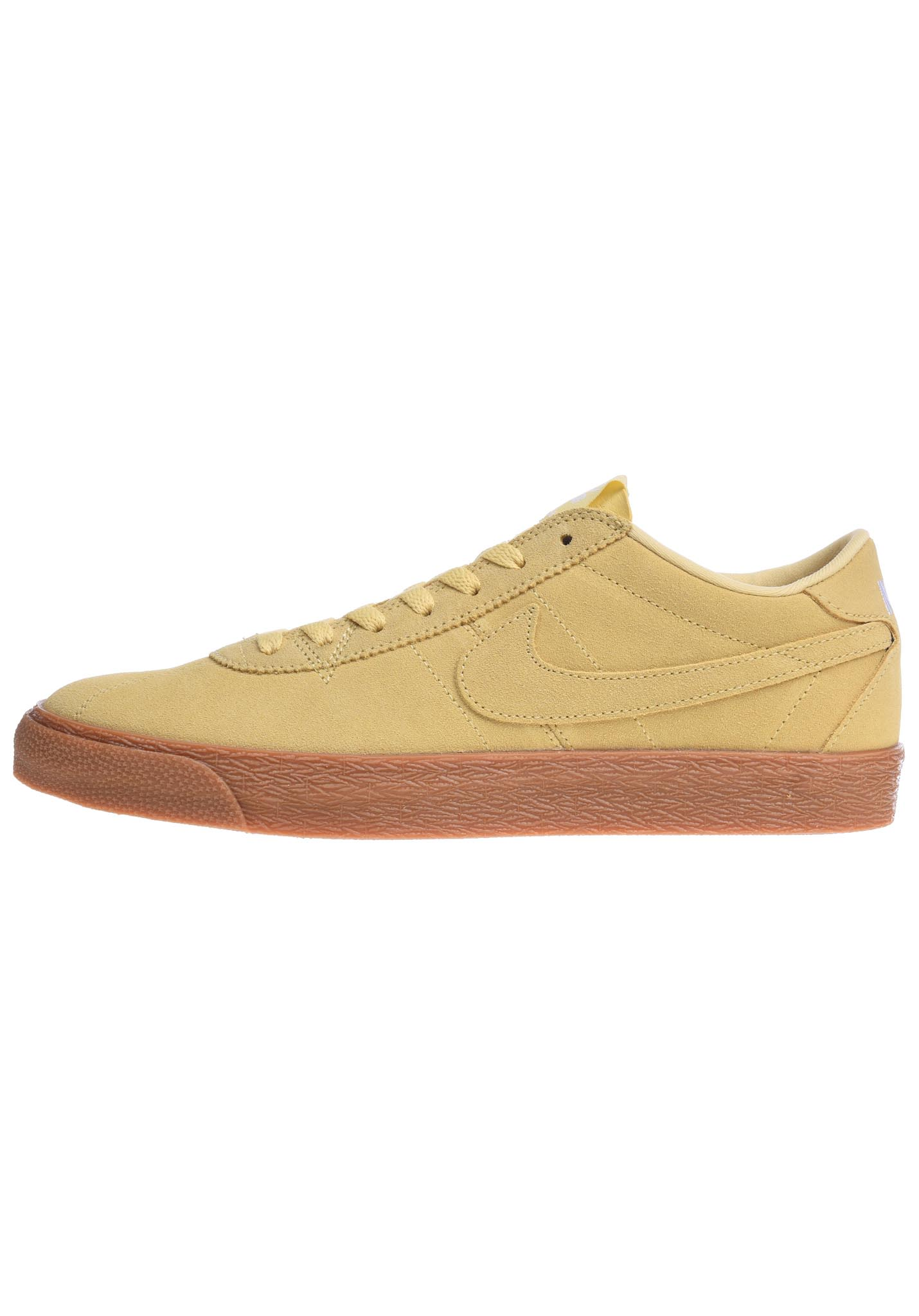 658edcdc7966 NIKE SB Bruin Zoom Premium SE - Sneakers for Men - Yellow - Planet Sports