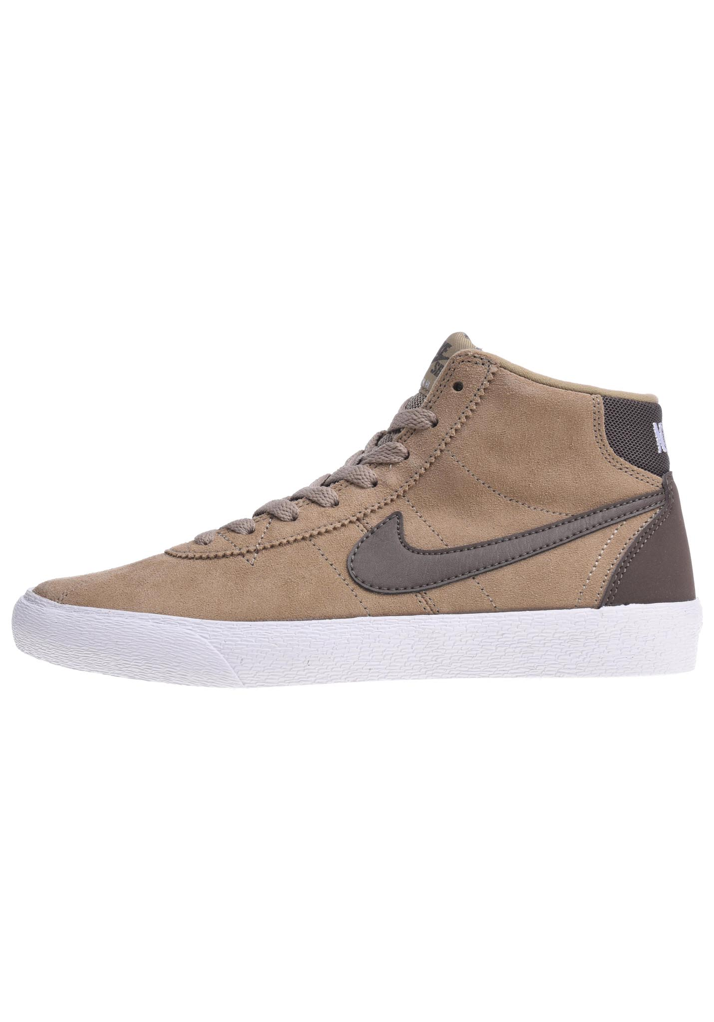988214967078 NIKE SB Bruin Hi - Sneakers for Women - Beige - Planet Sports