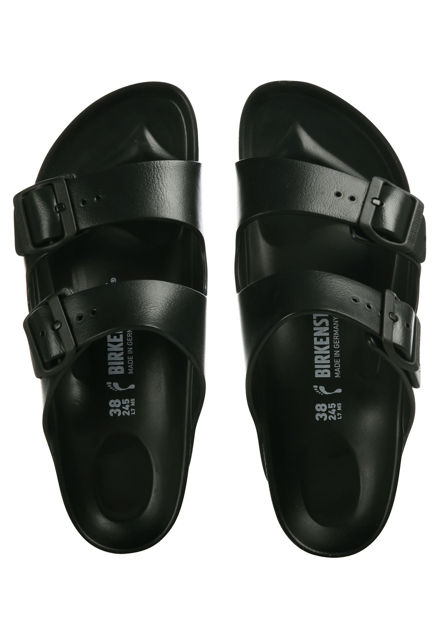 5c894eb8b9ad Birkenstock Arizona EVA - Sandals - Black - Planet Sports
