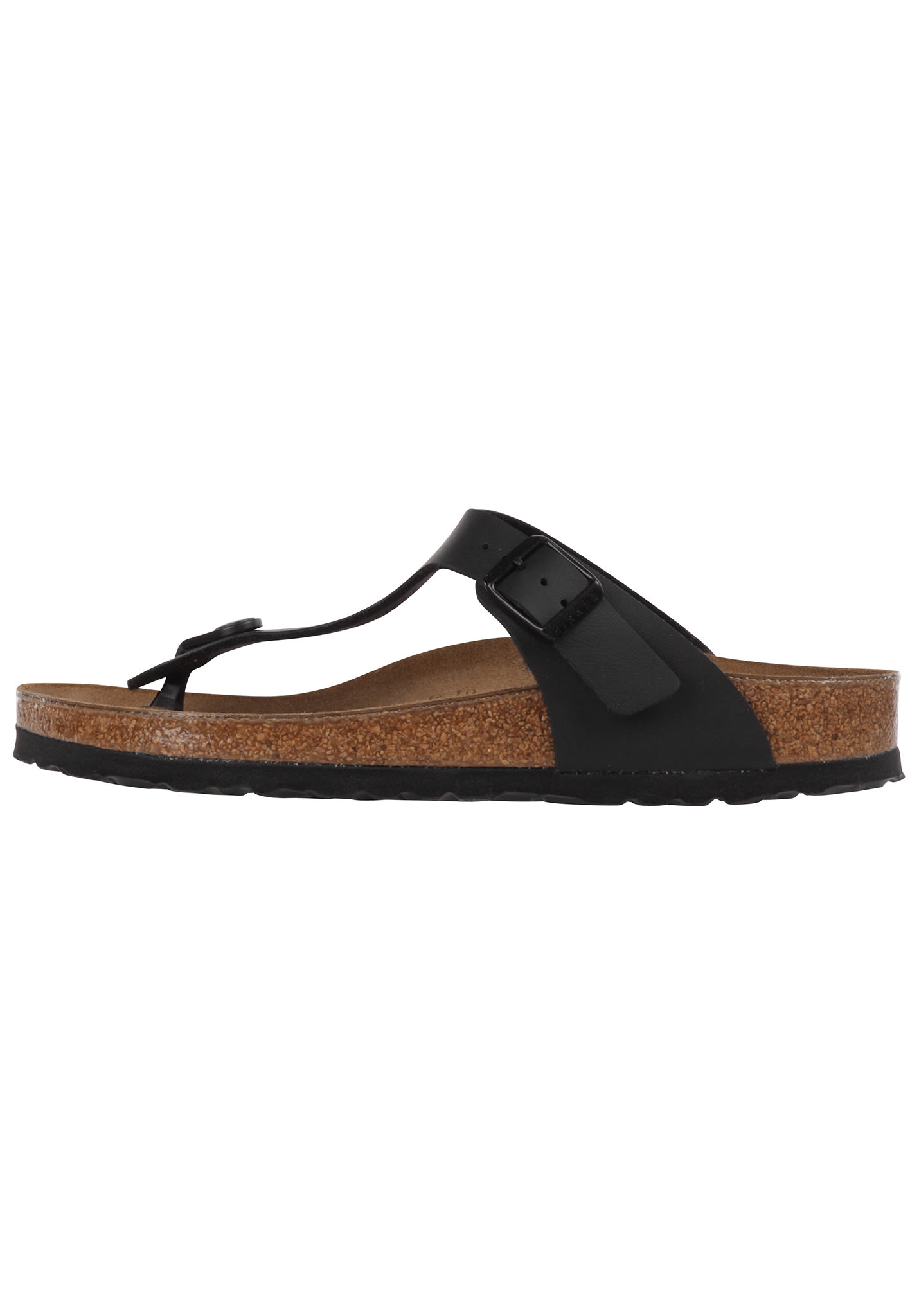 1f09baed15d Birkenstock Gizeh - Sandals for Women - Black - Planet Sports