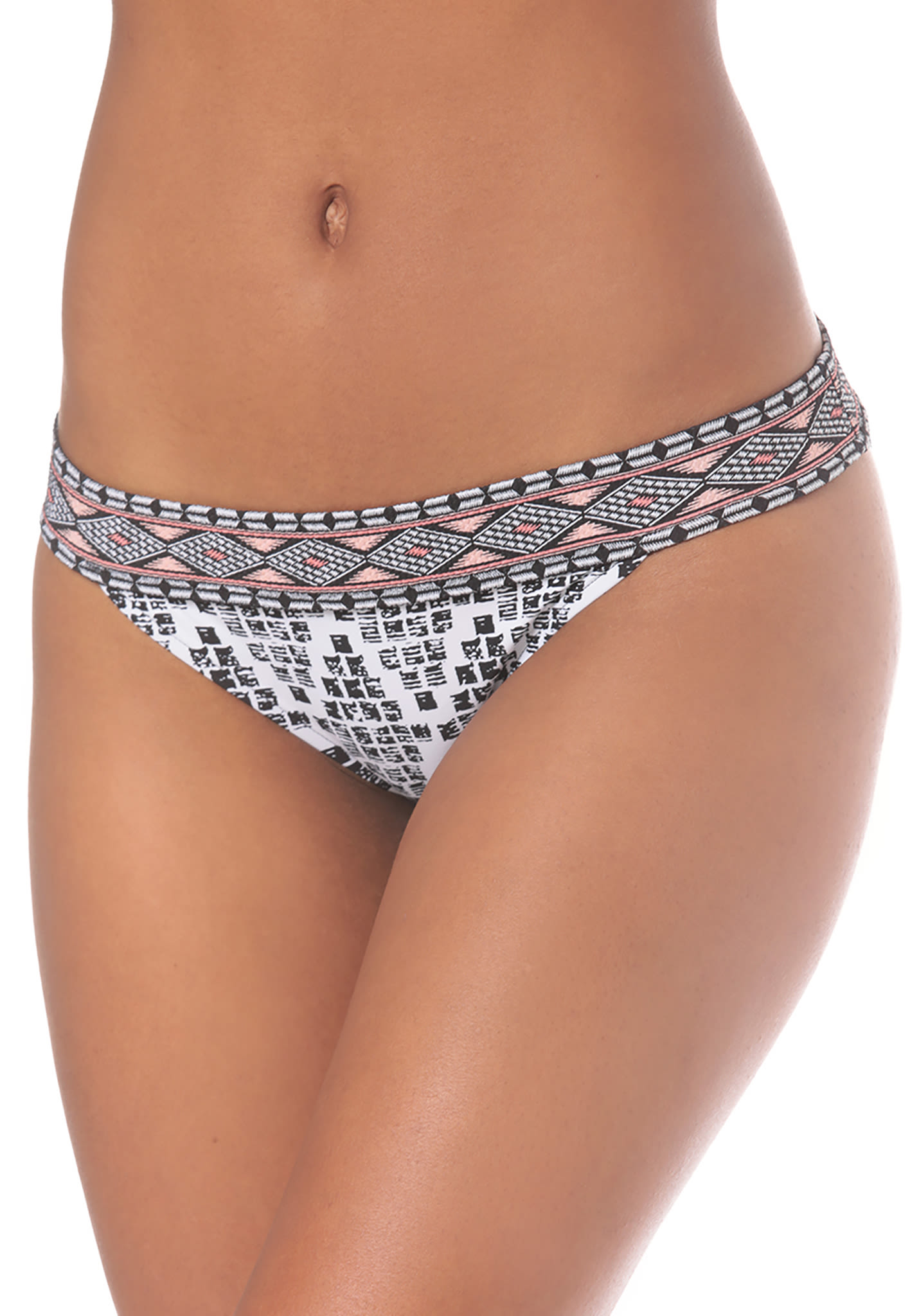2ccb597e0d Rip Curl South Winds Cheeky - Bikini Bottom for Women - Black