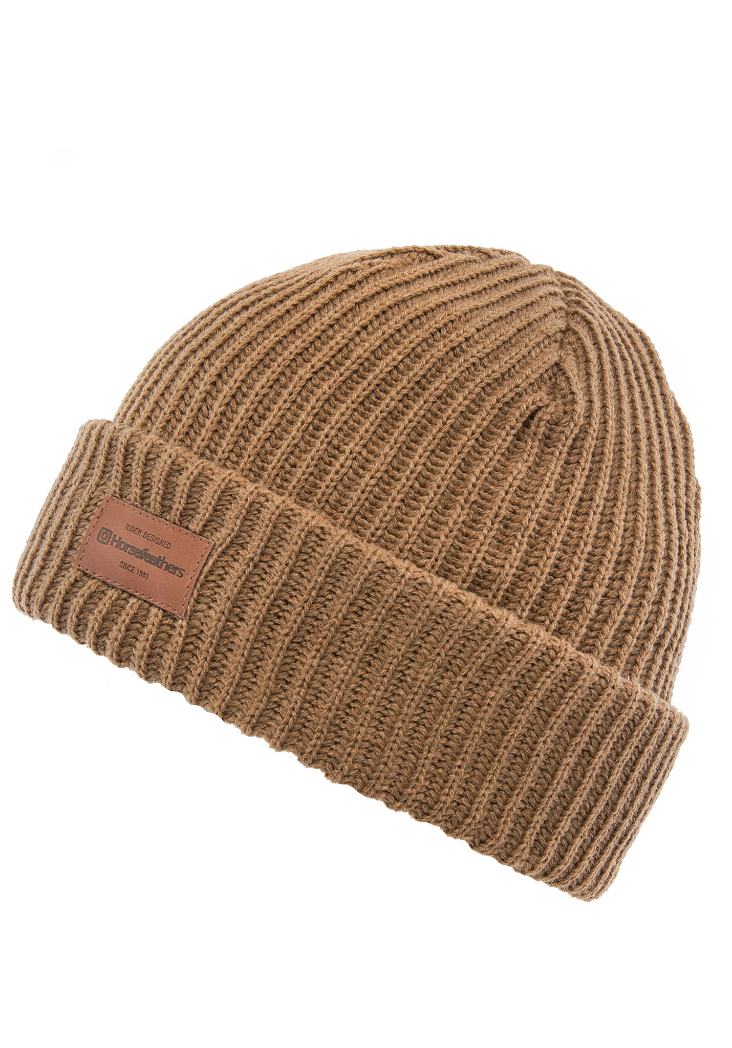 HORSEFEATHERS Thief - Beanie for Men - Beige - Planet Sports bc75de4fdb1