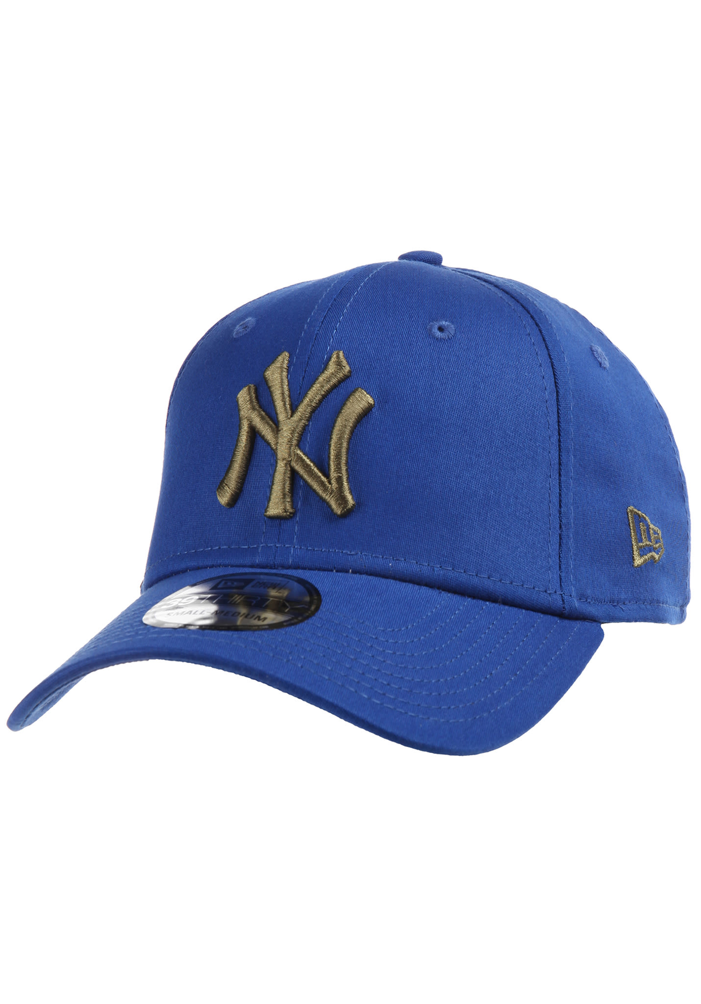 2732546f644 NEW Era 39Thirty New York Yankees - Flexfit Cap - Blue - Planet Sports