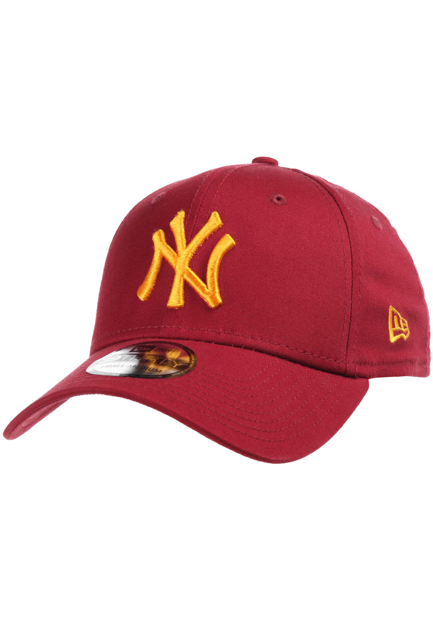 e3dfb339ae0 NEW Era 39Thirty New York Yankees - Flexfit Cap - Red - Planet Sports