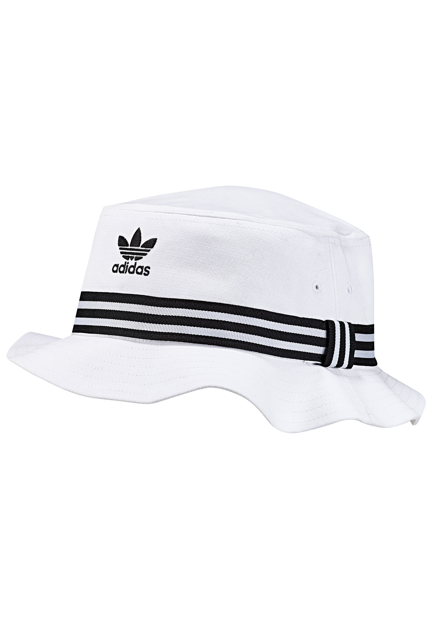 ef562ec6e14 ADIDAS ORIGINALS Bucket Ac - Hat - White - Planet Sports
