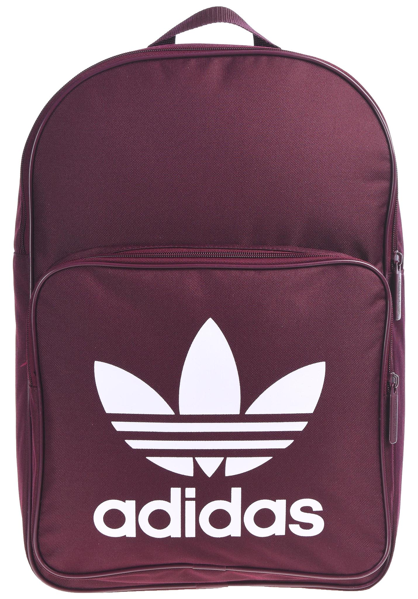 5a937e70be9 ADIDAS ORIGINALS Classic Trefoil - Backpack - Red - Planet Sports