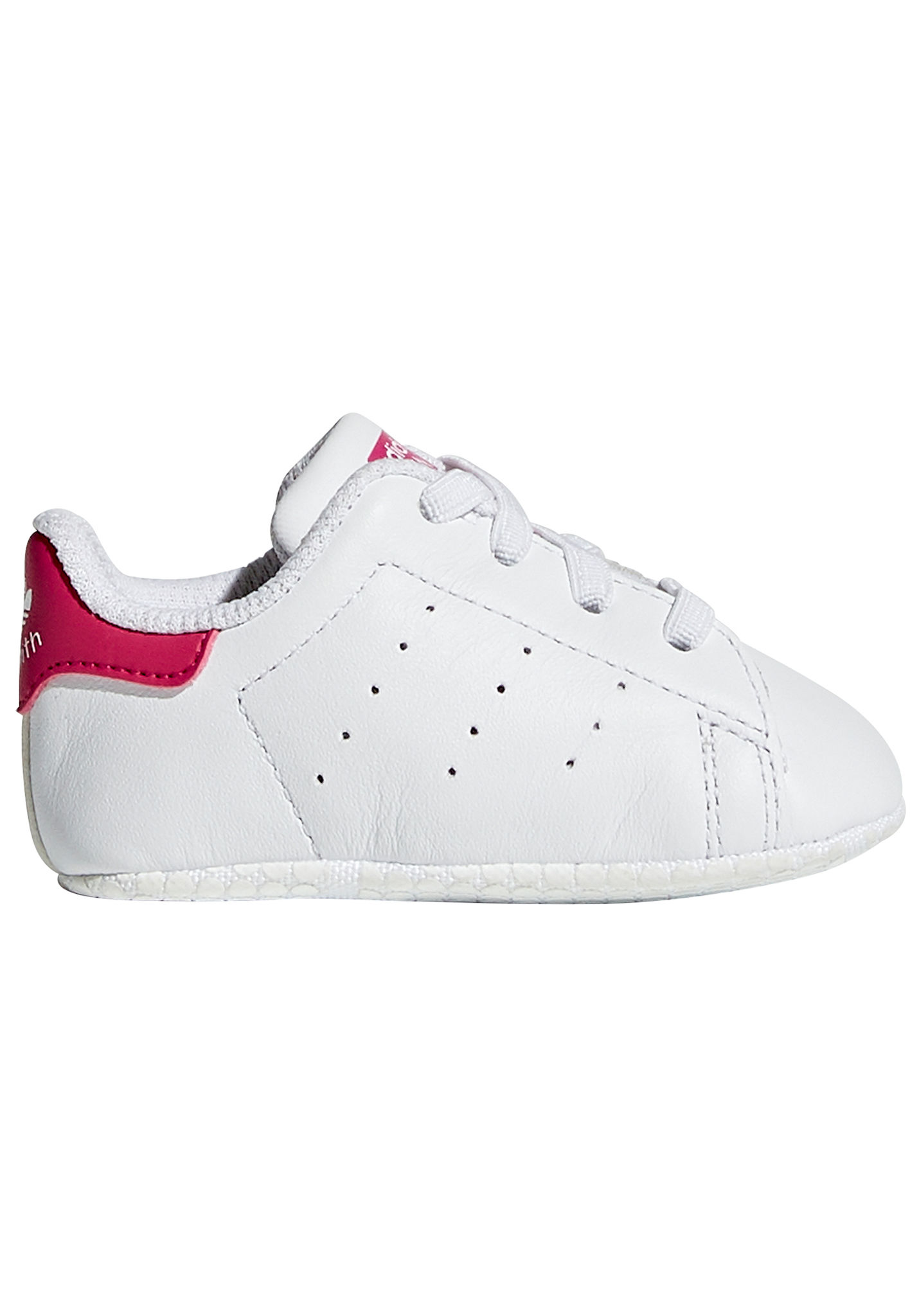 buy popular 35e64 d98ec ADIDAS ORIGINALS Stan Smith Crib - Baskets - Blanc - Planet Sports