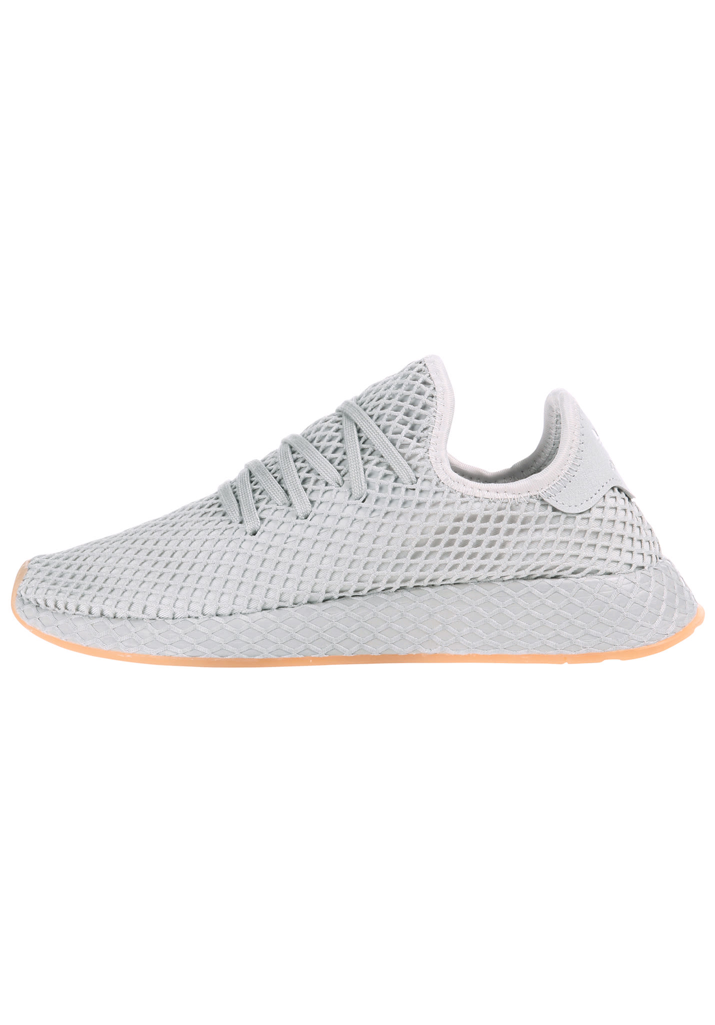 b2885058e6b ADIDAS ORIGINALS Deerupt Runner - Sneakers voor Heren - Grijs - Planet  Sports