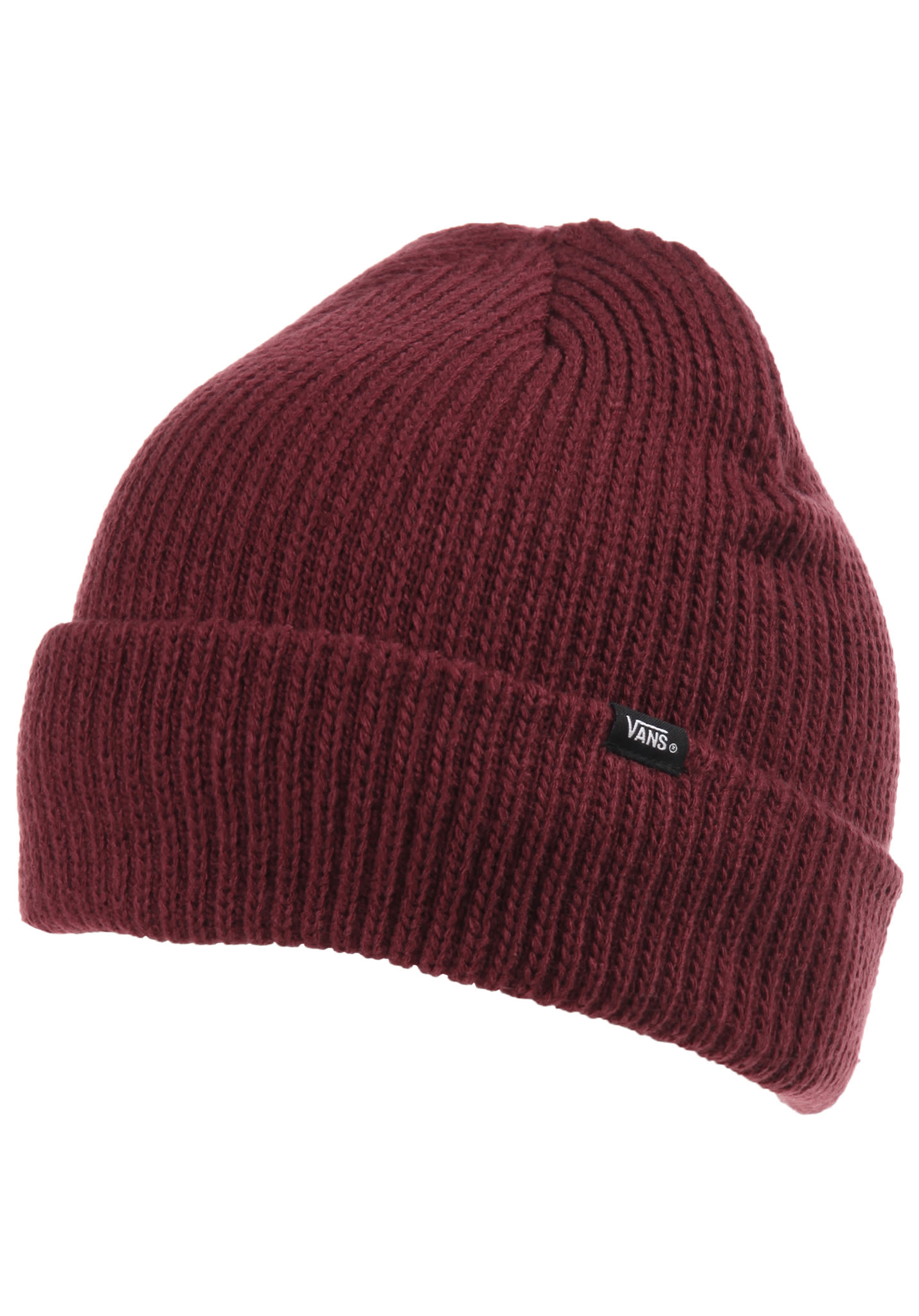 Vans Core Basics - Beanie - Red - Planet Sports 0986e455df18