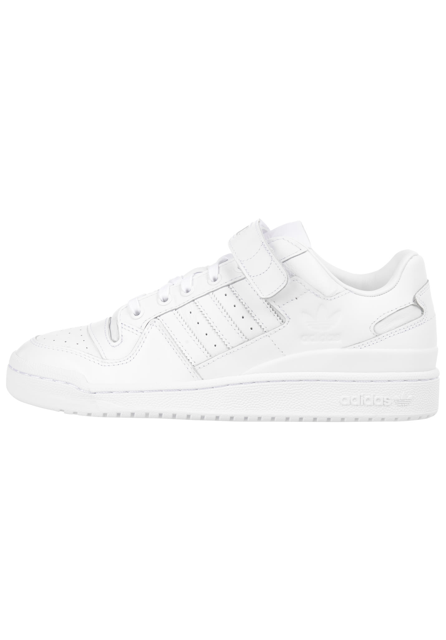 outlet store 4c893 f13f3 ADIDAS ORIGINALS Forum Lo Refined - Sneakers for Men - White - Planet Sports