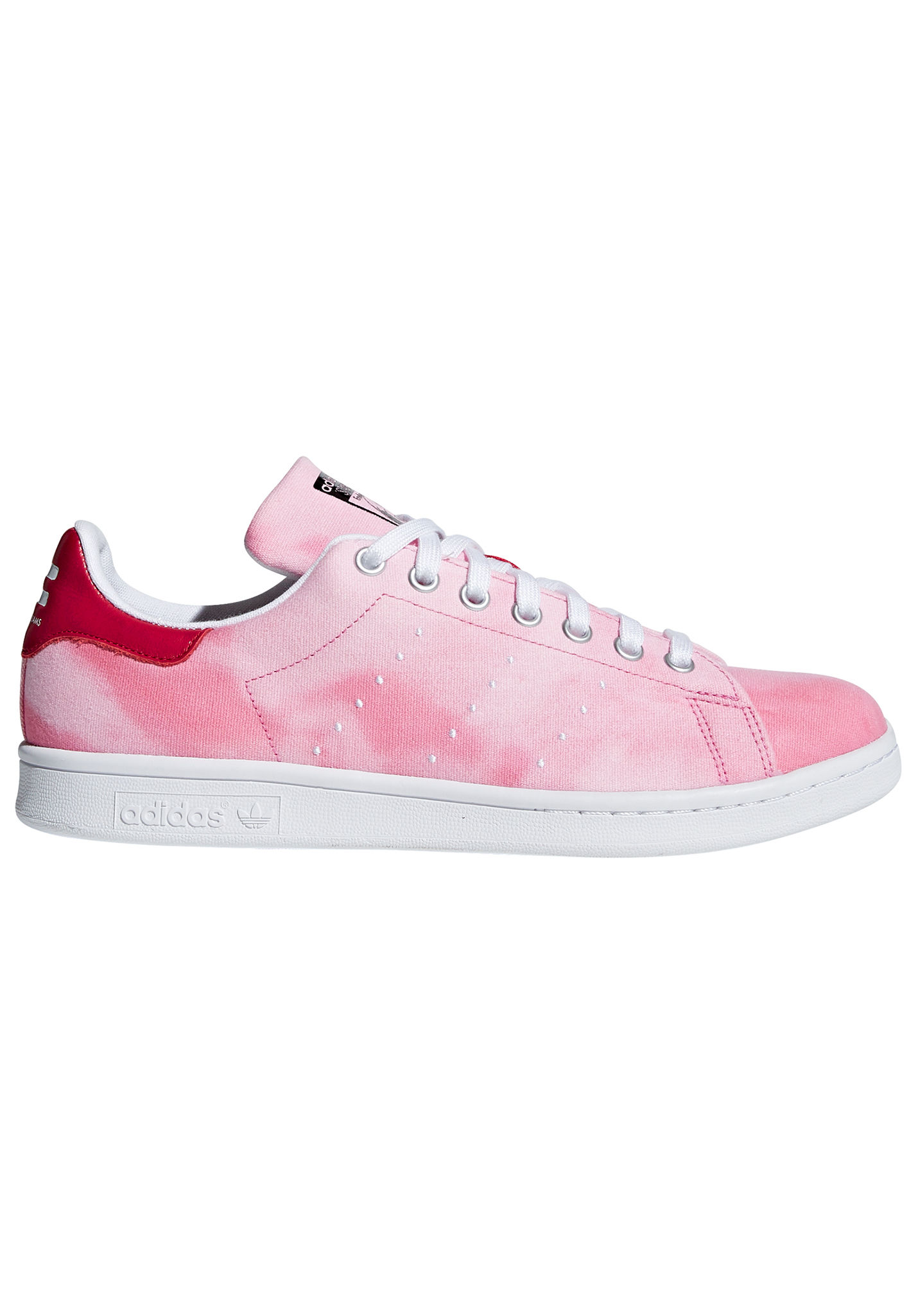 8a49896a2ced ADIDAS ORIGINALS Pharrell Williams Hu Holi Stan Smith - Sneakers for Men -  Pink - Planet Sports