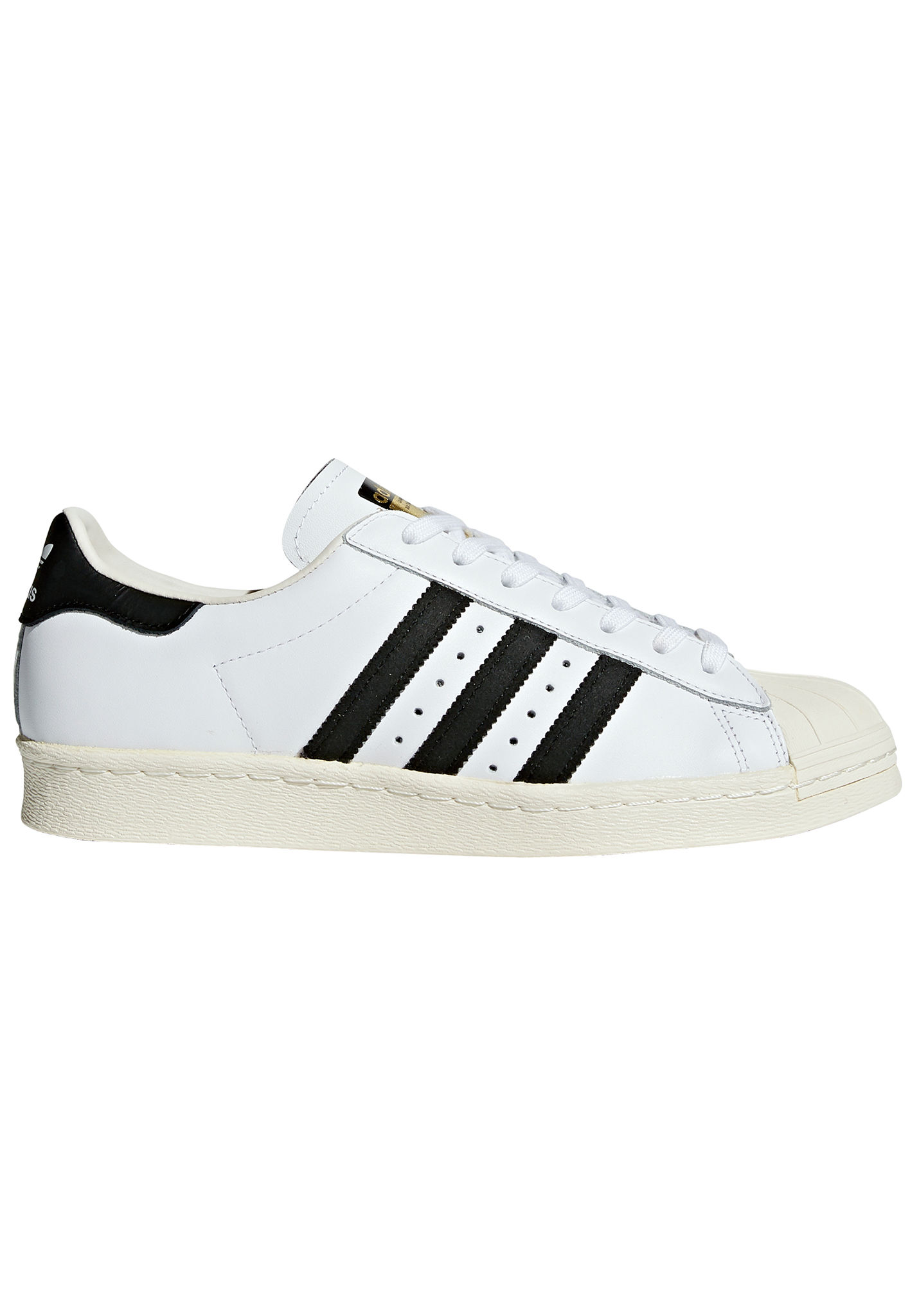 ADIDAS ORIGINALS Superstar 80S Baskets pour Homme Blanc