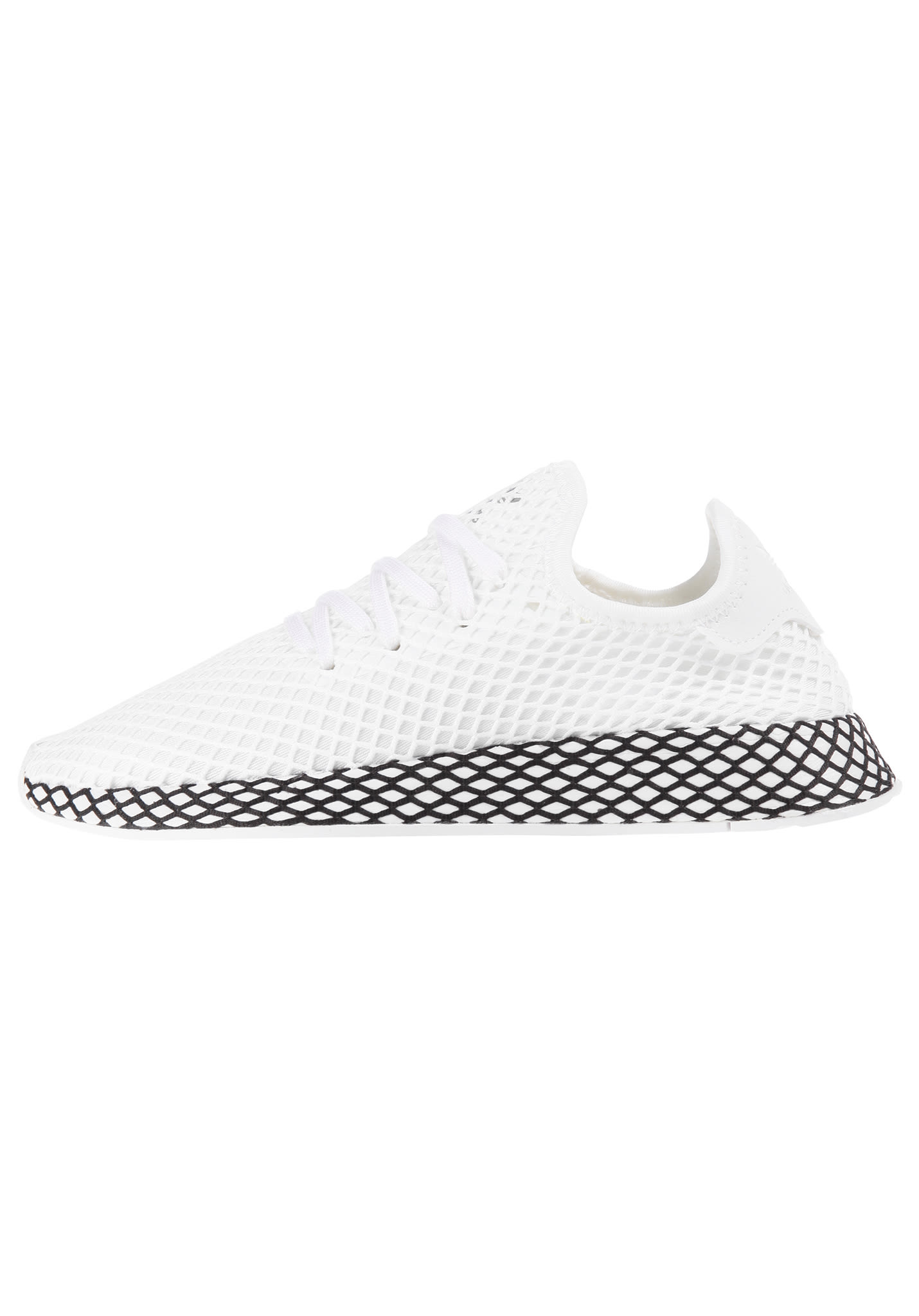 sports shoes 490aa 1f479 ADIDAS ORIGINALS Deerupt Runner - Sneakers - White