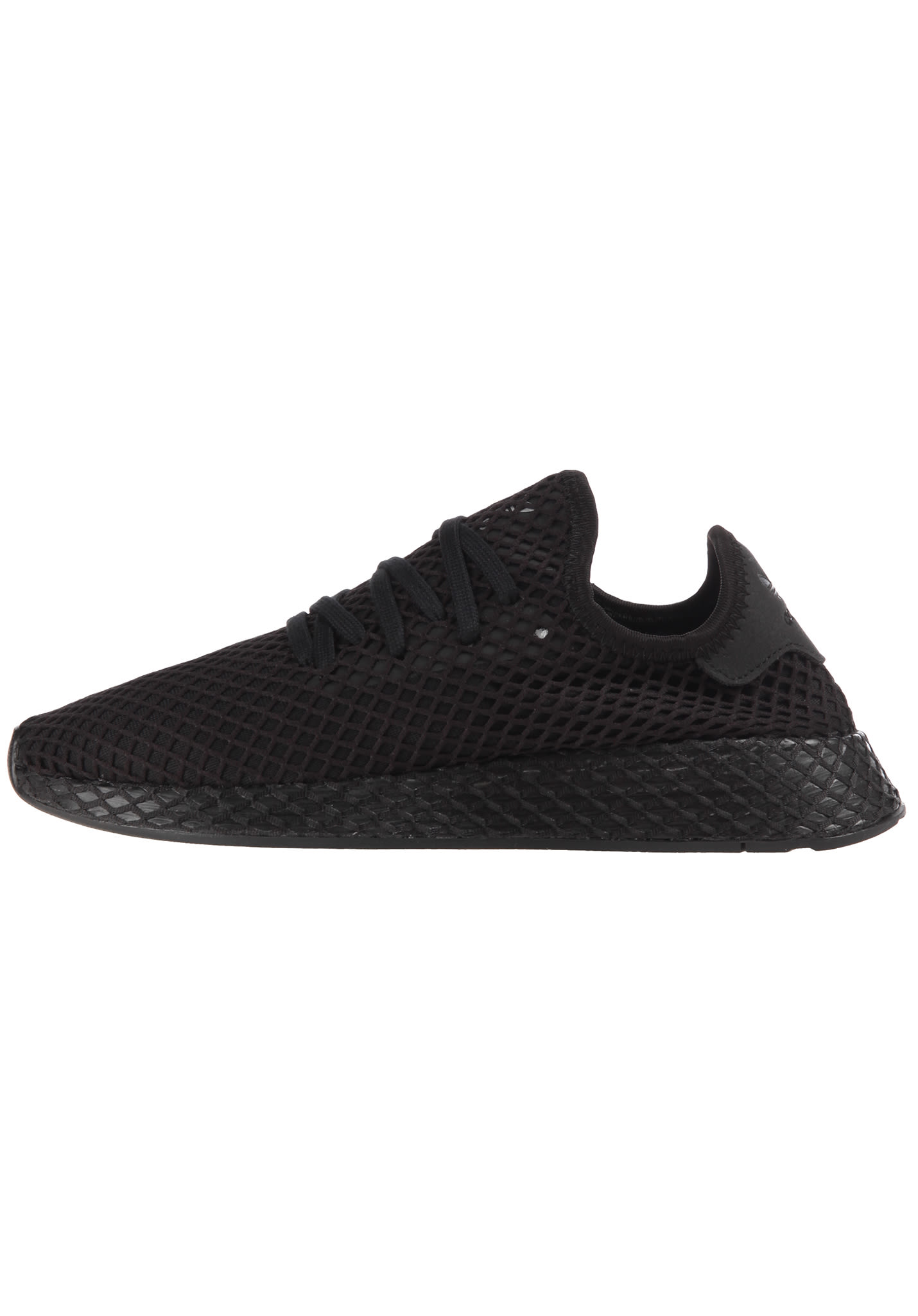 low priced 1100b 37220 ADIDAS ORIGINALS Deerupt Runner - Sneakers - Black - Planet Sports