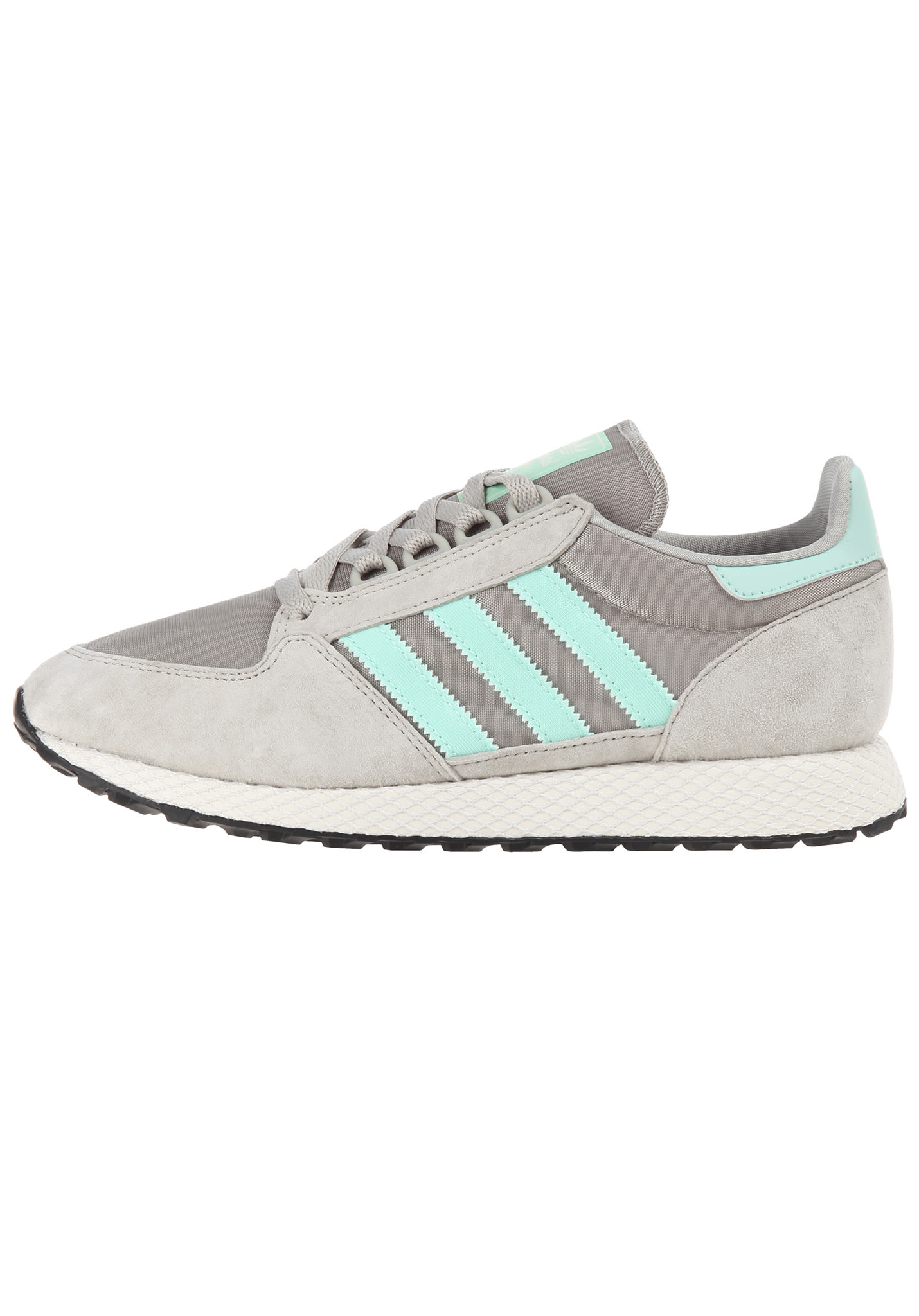 brand new a76f6 98f29 ADIDAS ORIGINALS Forest Grove - Baskets pour Femme - Gris - Planet Sports