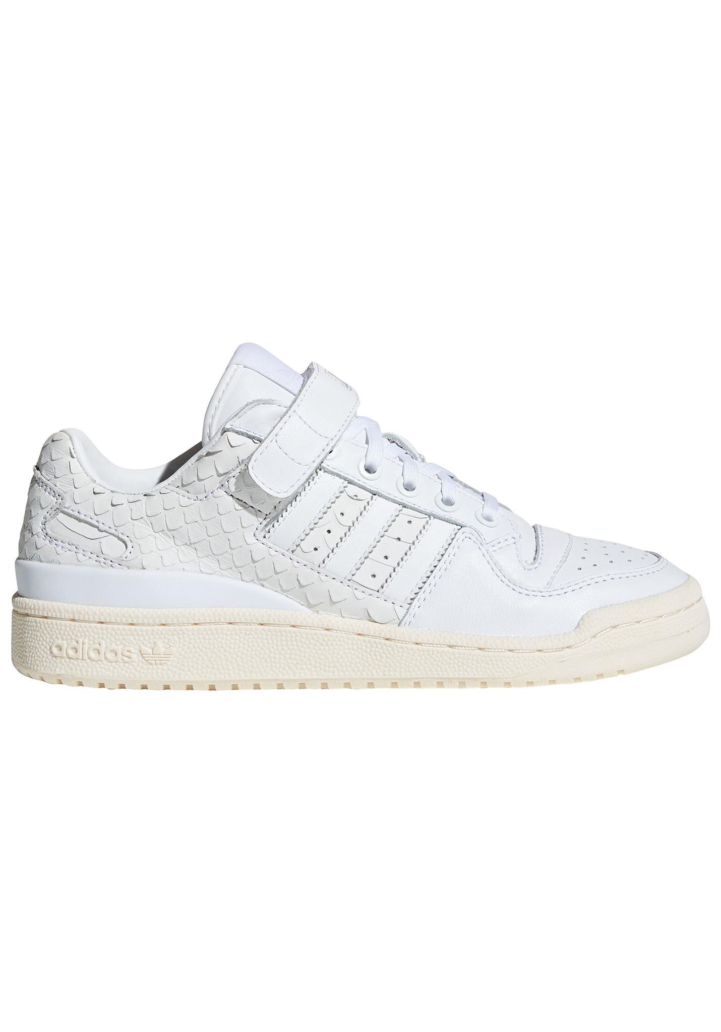 buy popular c518a 55962 ADIDAS ORIGINALS Forum Lo - Sneakers for Women - White - Planet Sports