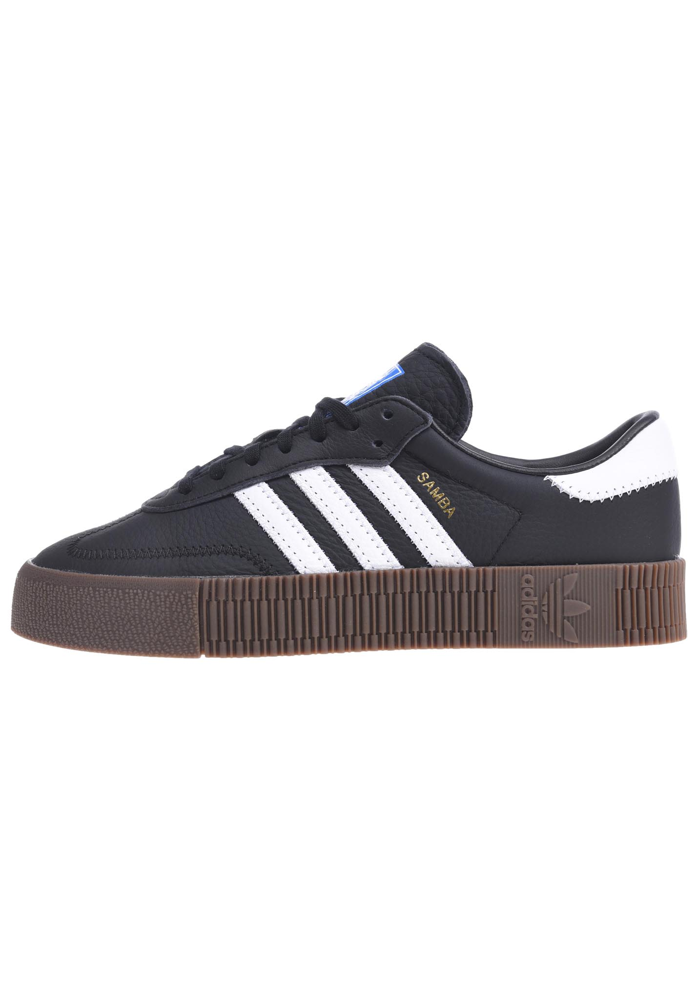 0403815f5cefee ADIDAS ORIGINALS Sambarose - Sneakers for Women - Black - Planet Sports