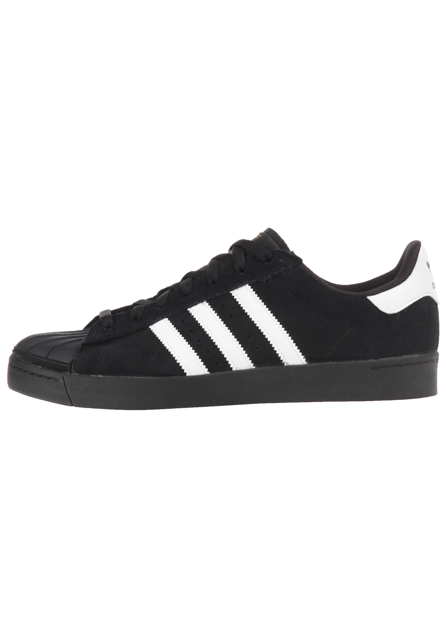 sale retailer c60df 34716 Adidas Skateboarding Superstar Vulc Adv - Sneakers for Men - Black - Planet  Sports