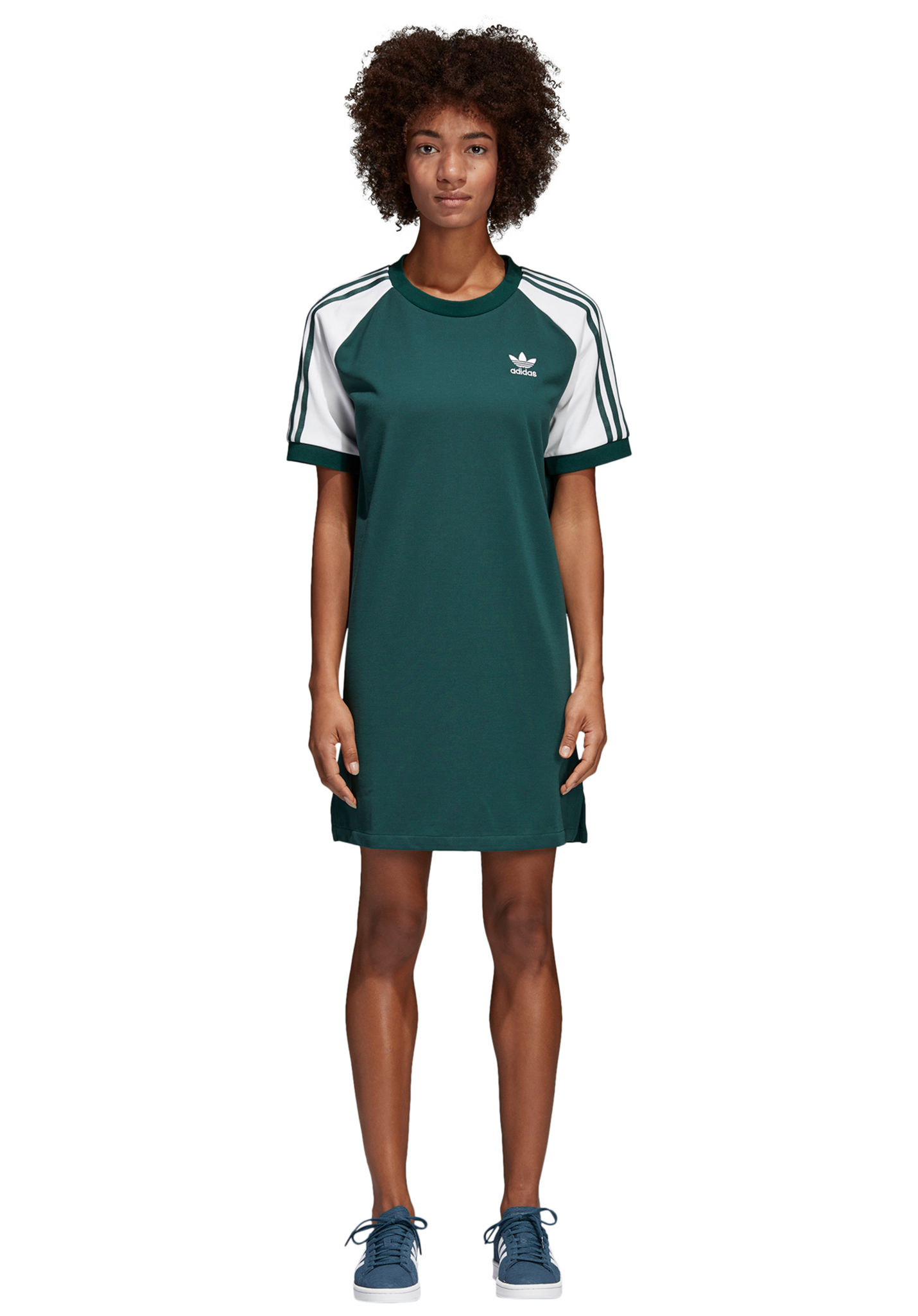 ADIDAS ORIGINALS Raglan - Dress for Women - Green
