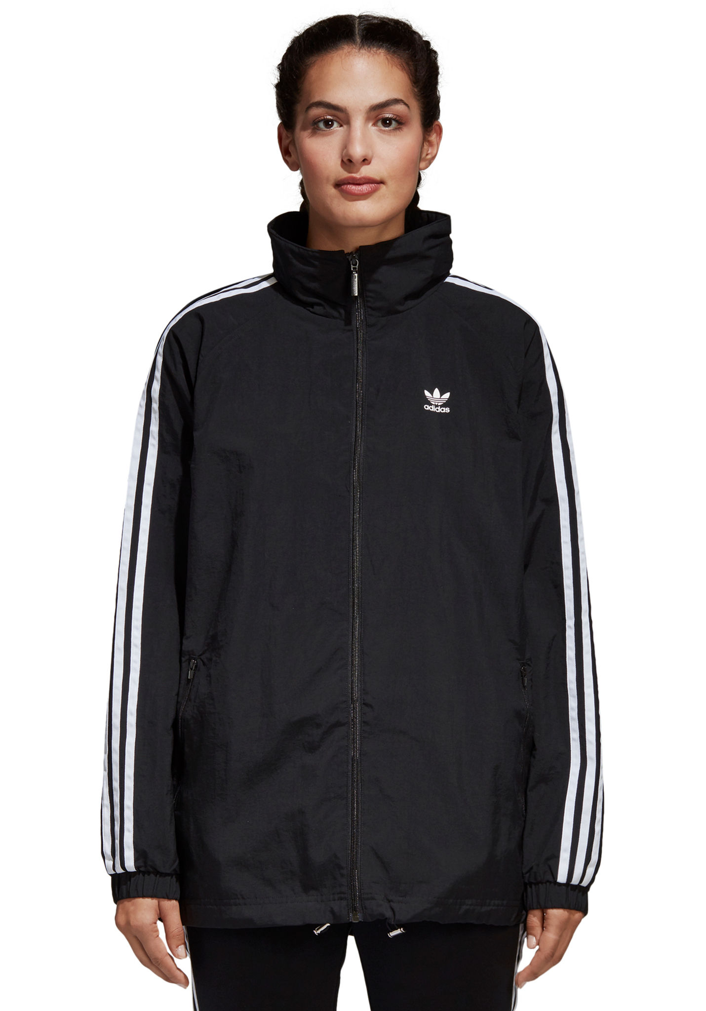 adidas jacke damen windbreaker superjacken 2018. Black Bedroom Furniture Sets. Home Design Ideas