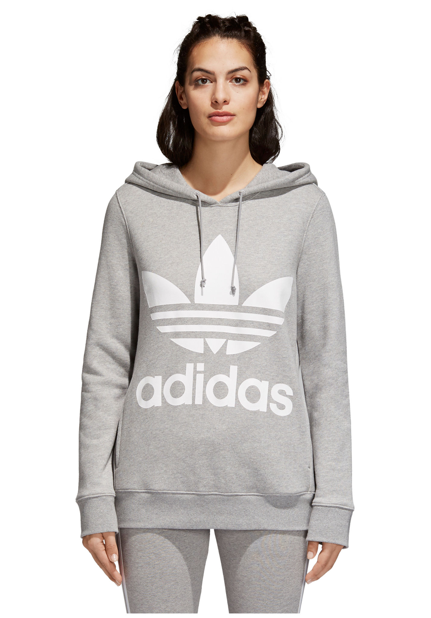 ff342d93 Womens Adidas Originals Sweatshirt Grey | Lixnet AG
