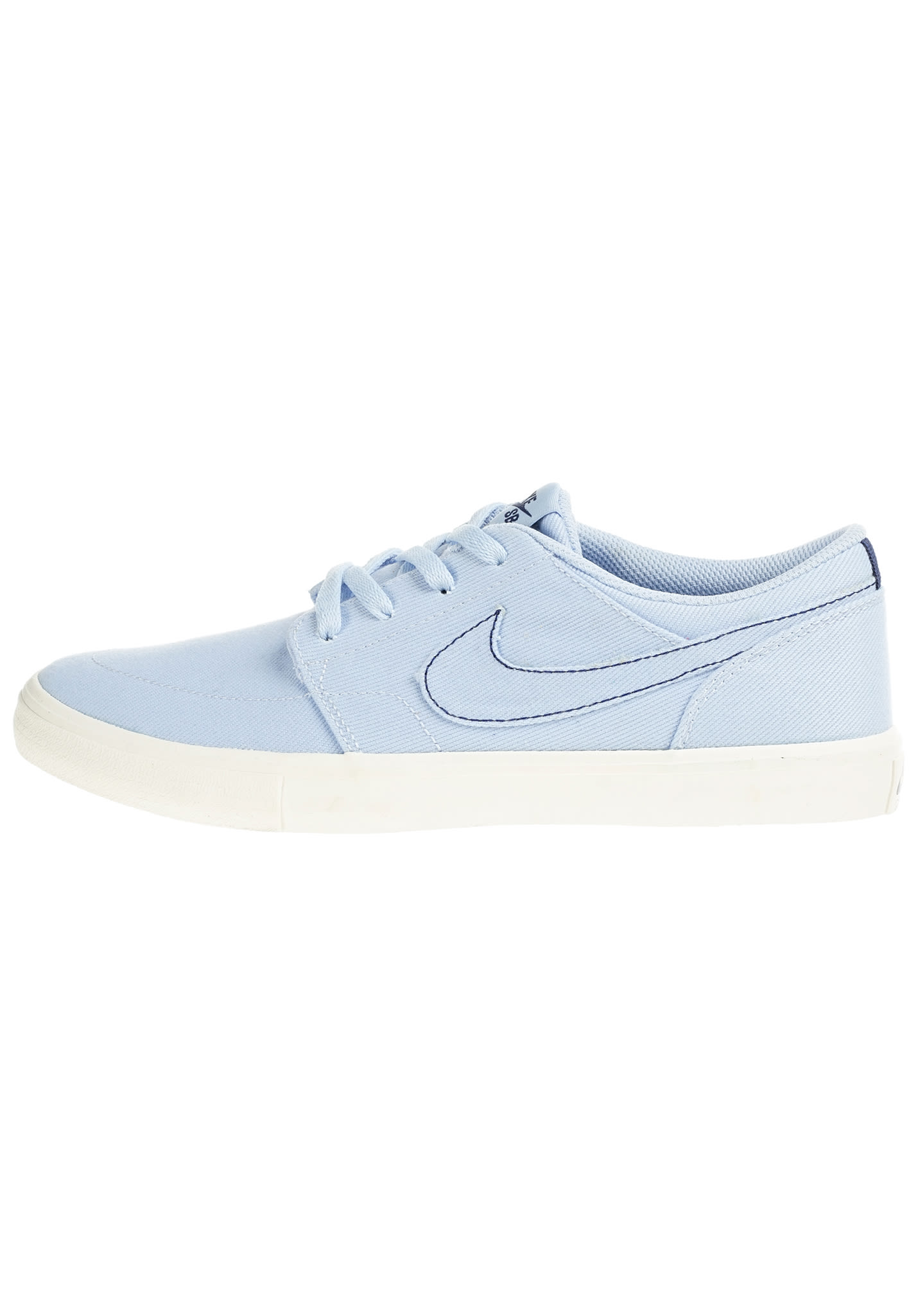 8a01bd72e2f2 NIKE SB Portmore Ii Slr C - Sneakers for Women - Blue - Planet Sports