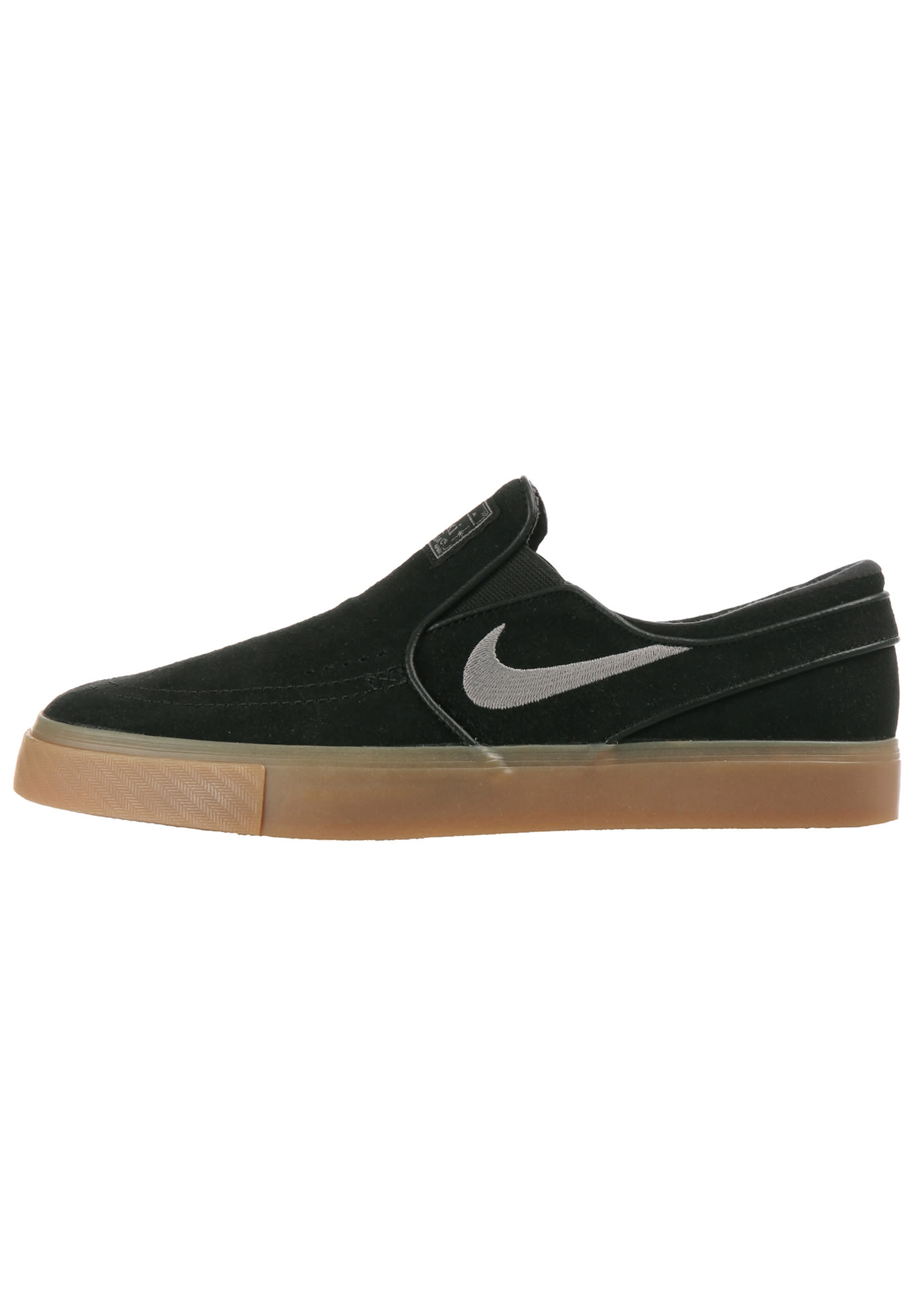 67161f09c3aa NIKE SB Zoom Stefan Janoski - Slip-Ons for Men - Black - Planet Sports