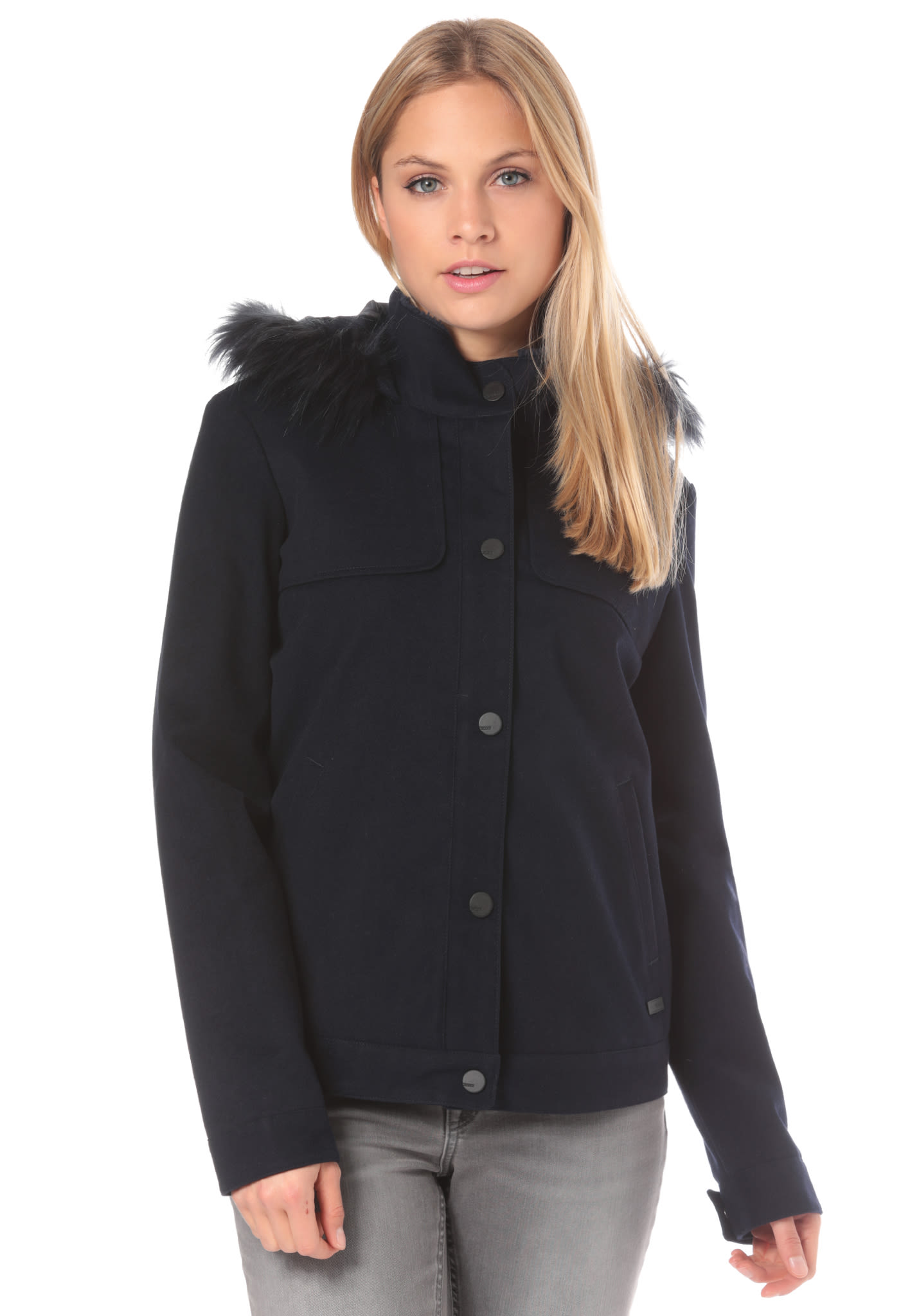4718bd71886 Roxy Chic And Snow - Chaqueta para Mujeres - Azul - Planet Sports