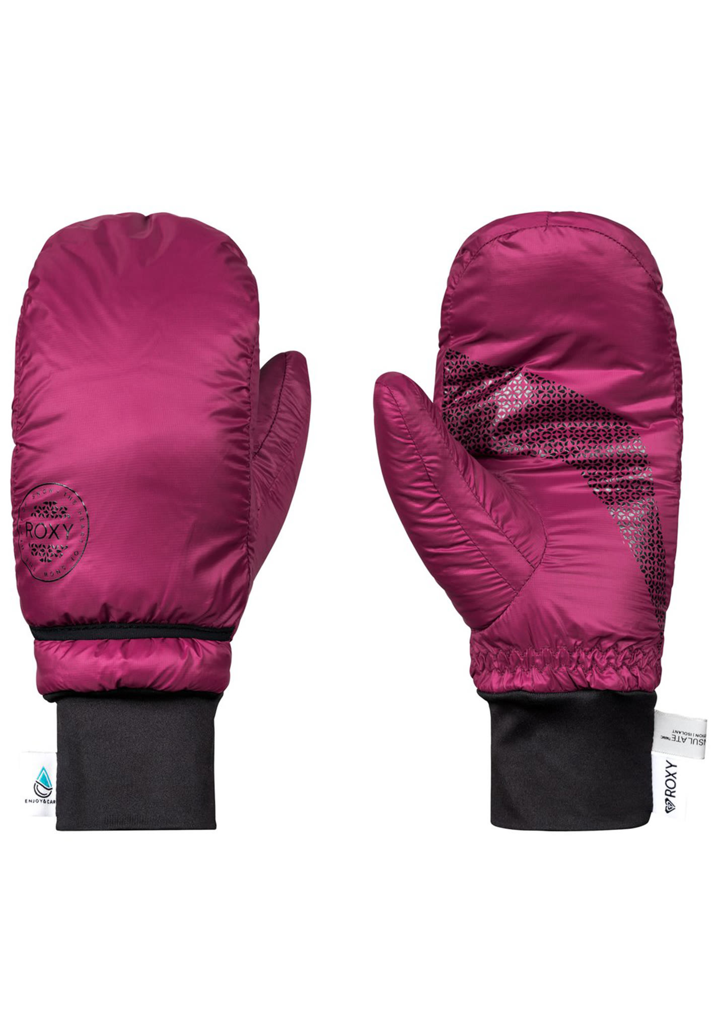 2c1c3ee74ccb05 Roxy Packable - Snowboard Handschuhe für Damen - Rot - Planet Sports