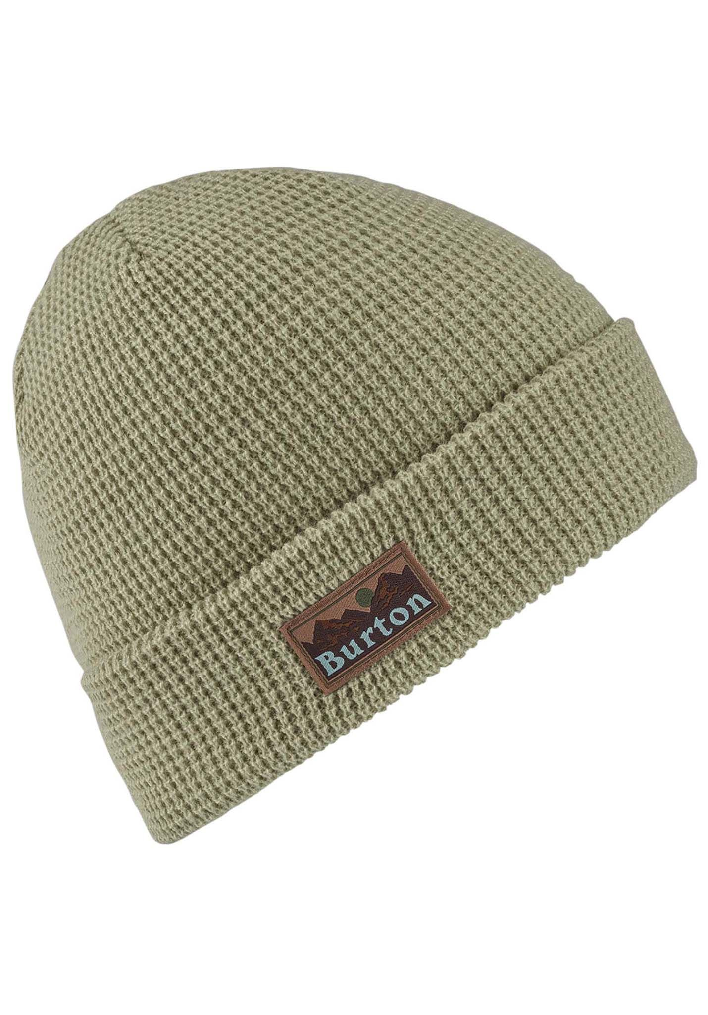 572f49c3fe6 Burton Waffle - Beanie for Men - Brown - Planet Sports