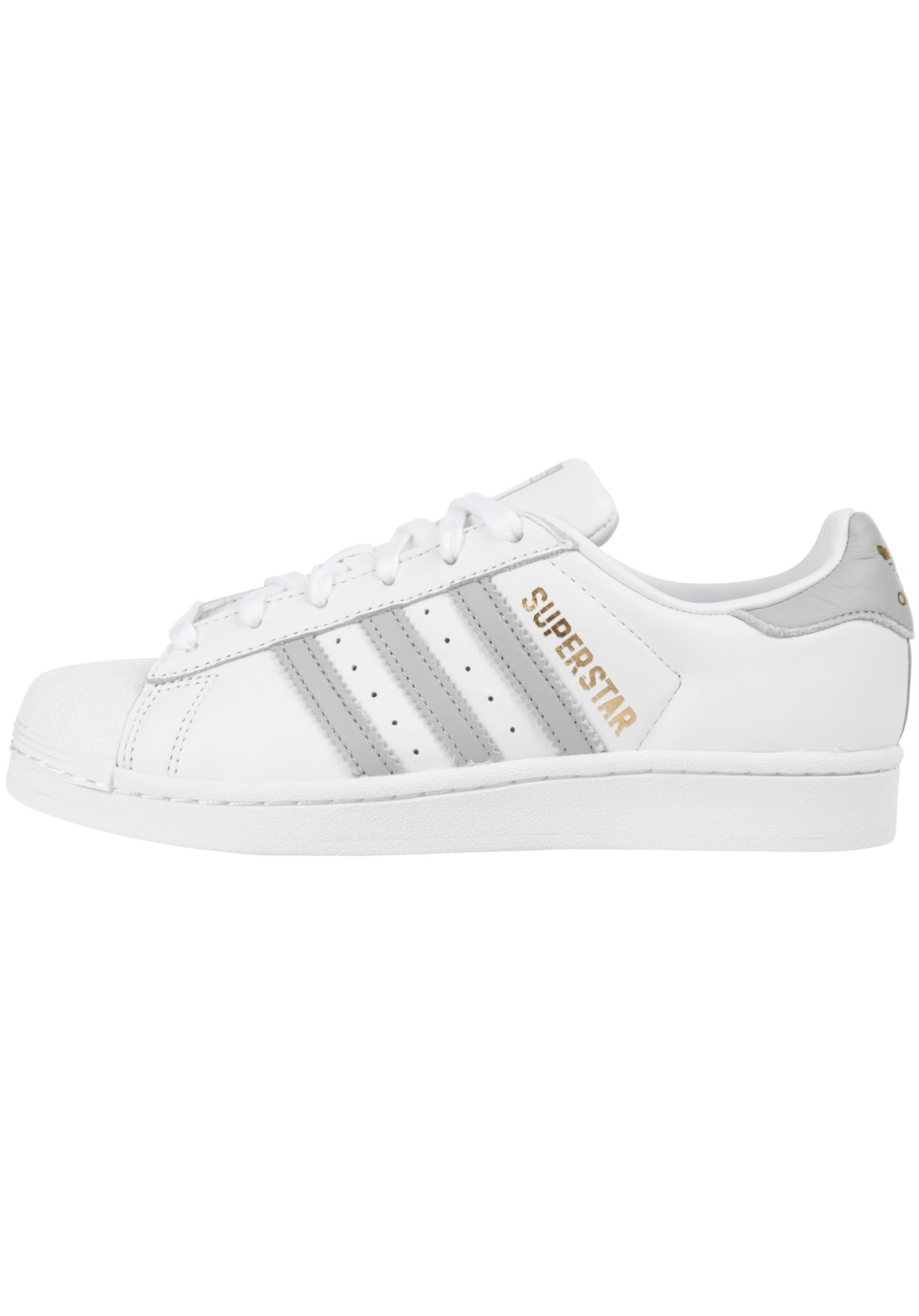 pretty nice 40030 da6d4 ADIDAS ORIGINALS Superstar - Sneakers for Women - White - Pl