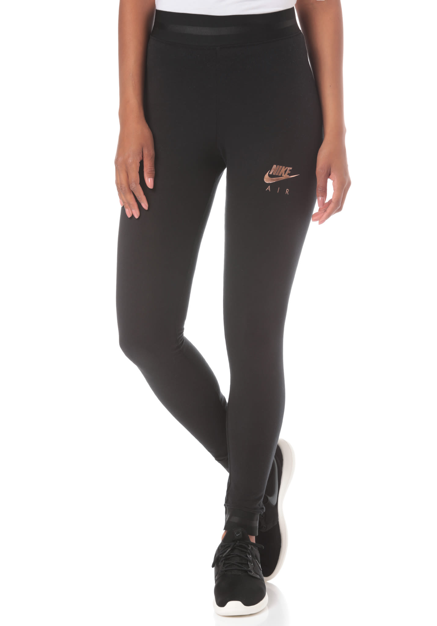 dbbf501cf8f5c NIKE SPORTSWEAR Air - Leggings for Women - Black - Planet Sports
