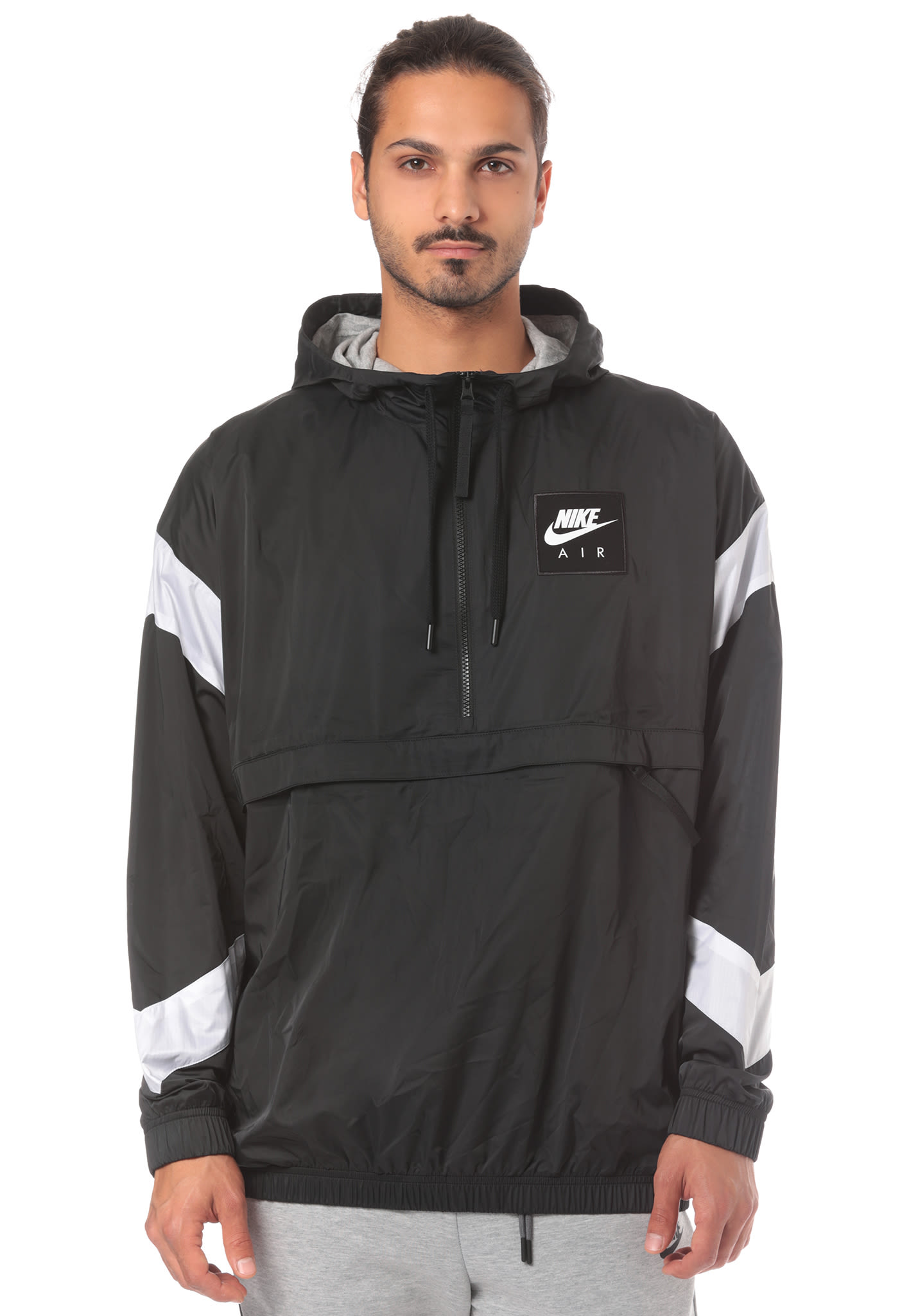 7e12532d5dba NIKE SPORTSWEAR Air - Jacket for Men - Black - Planet Sports