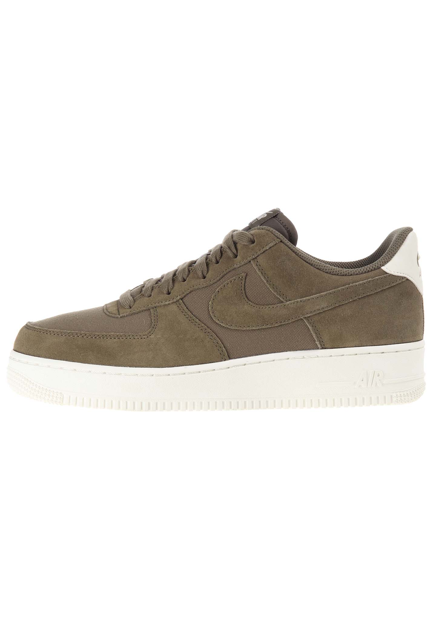 100% authentique d2670 802af NIKE SPORTSWEAR Air Force 1 '07 Suede - Baskets pour Homme - Vert