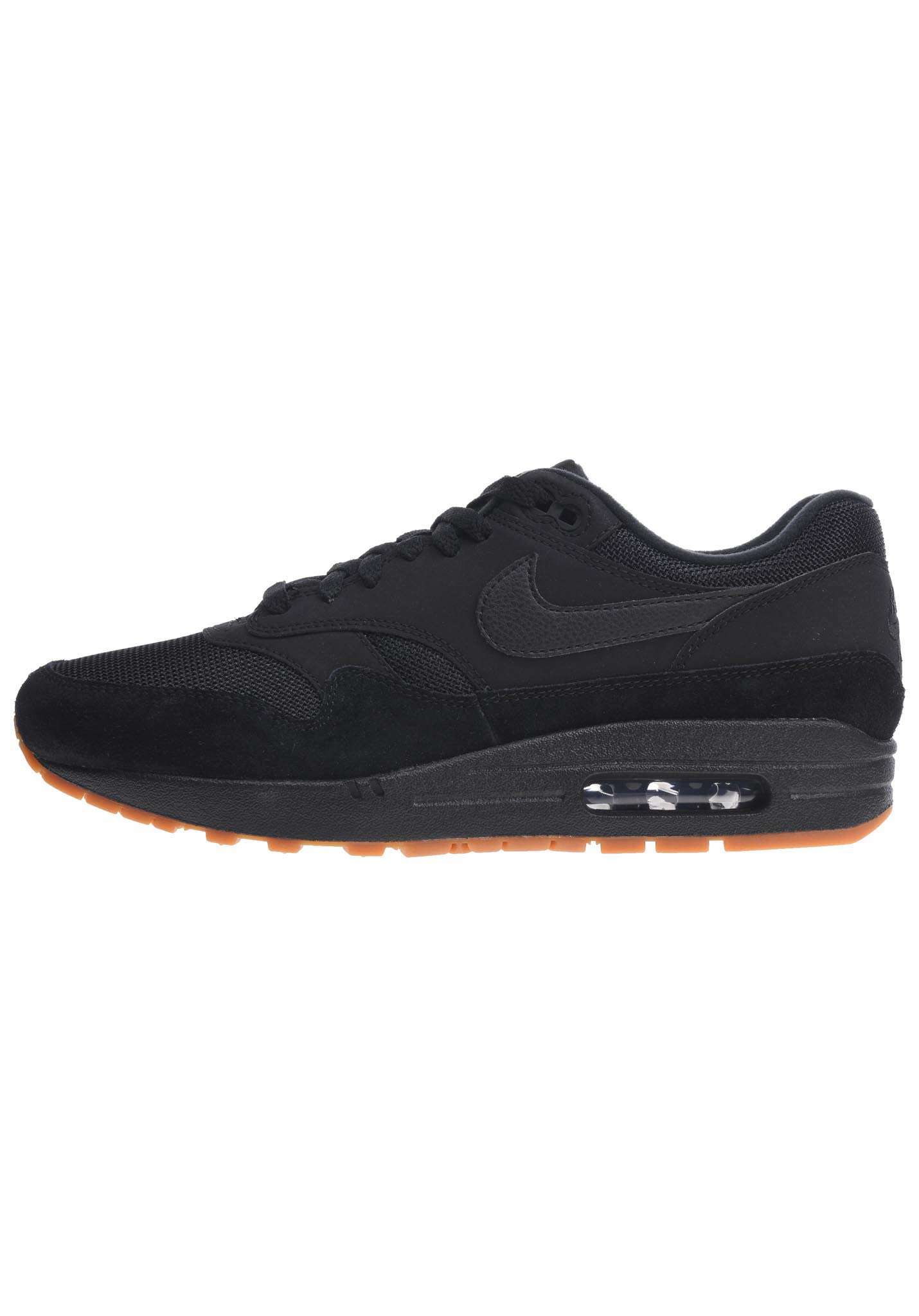 hot sale online c6441 82ff5 NIKE SPORTSWEAR Air Max 1 - Sneaker für Herren - Schwarz - Planet Sports