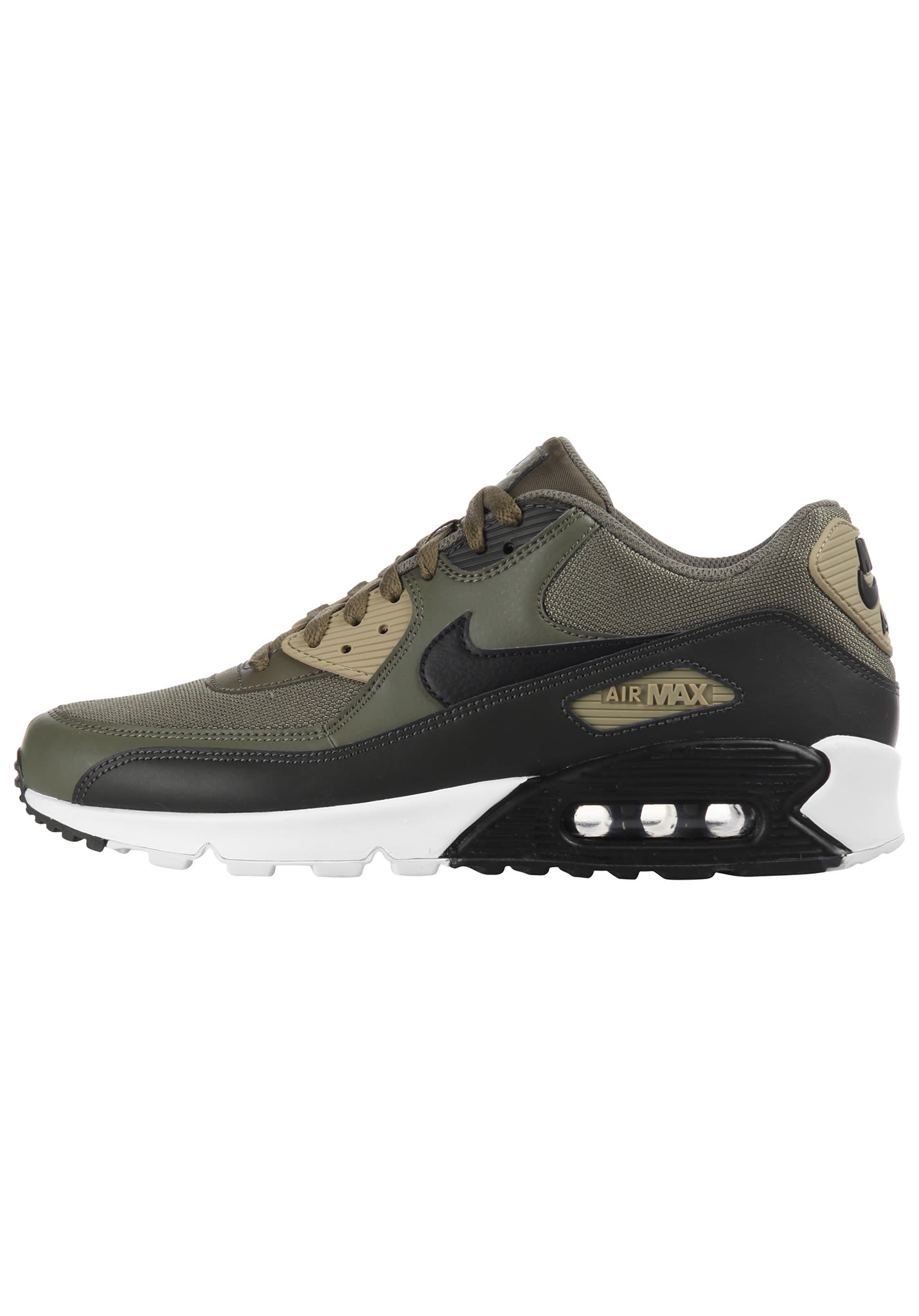 check out be9c1 d4336 NIKE SPORTSWEAR Air Max 90 Essential - Sneakers for Men - Green - Planet  Sports