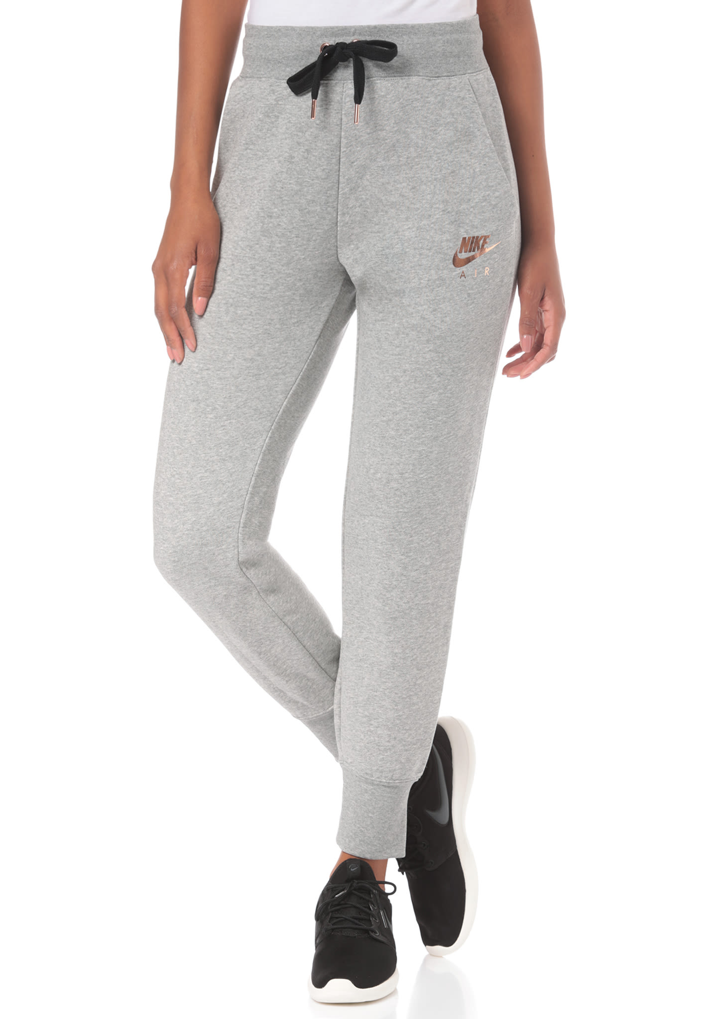 prezzi economici vari colori l'ultimo NIKE SPORTSWEAR Air Reg - Trackpants for Women - Grey