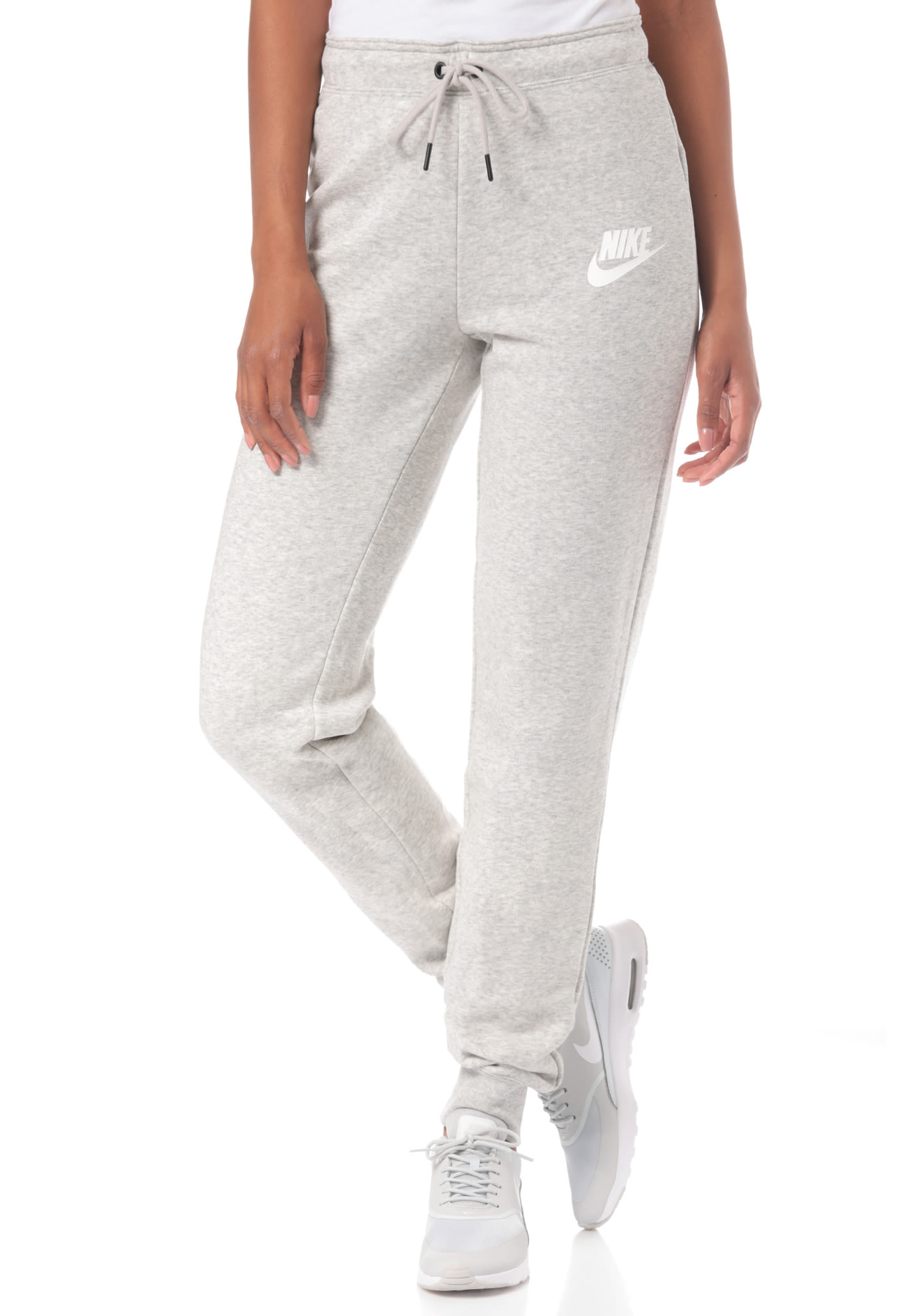 lowest price 6d8dd 38c0e NIKE SPORTSWEAR Rally Tight - Trackpants for Women - Grey - Planet Sports